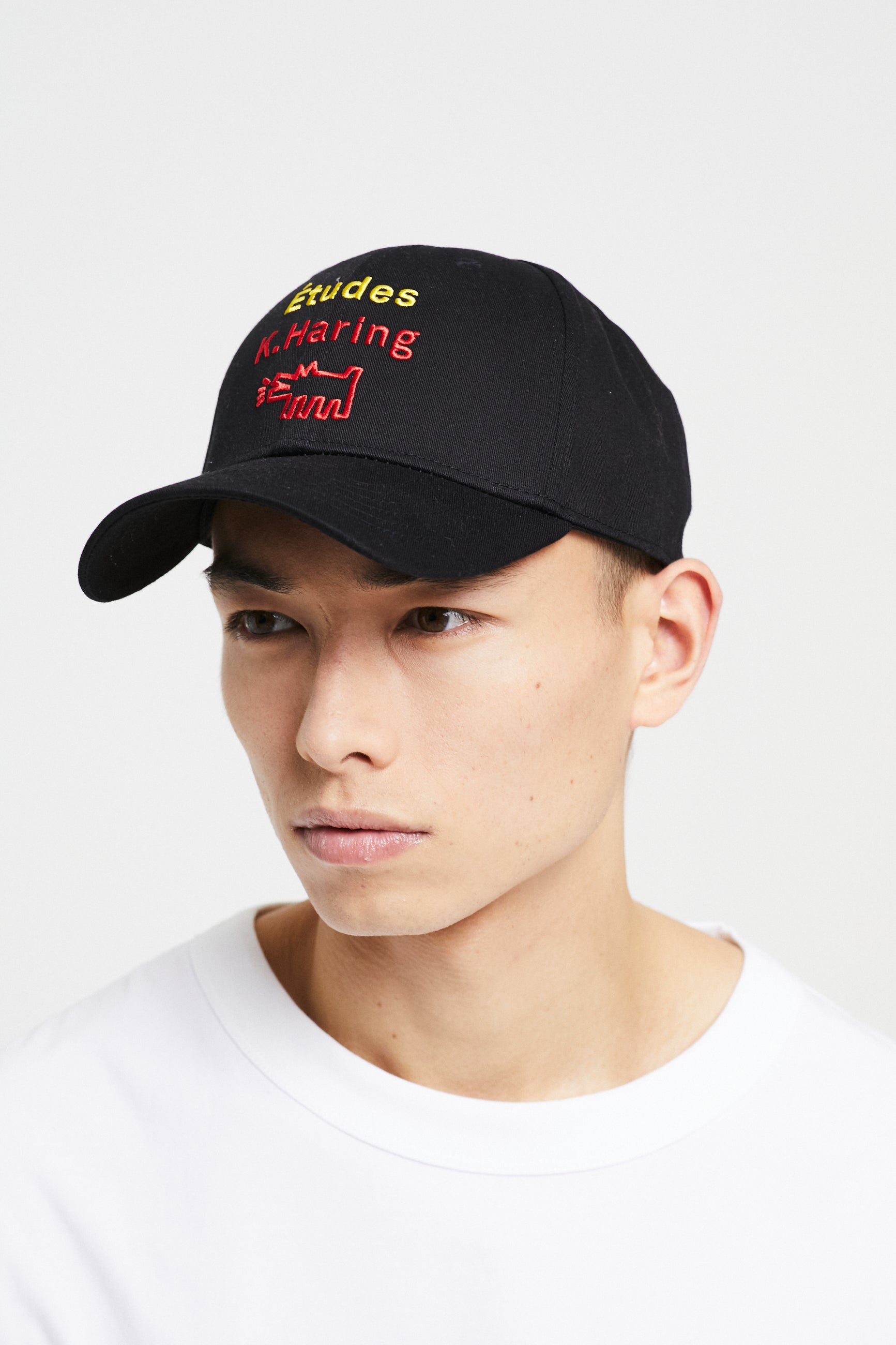 Études Cloud Keith Haring Black Hat 2