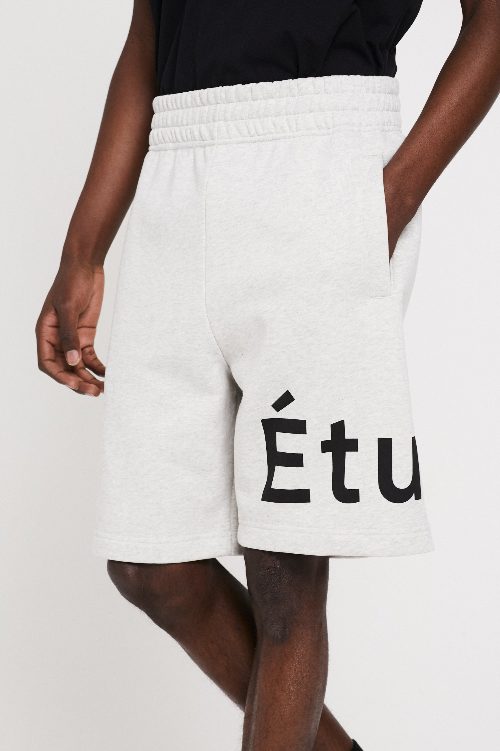 Études Tempera Shorts Études Heather Grey 2