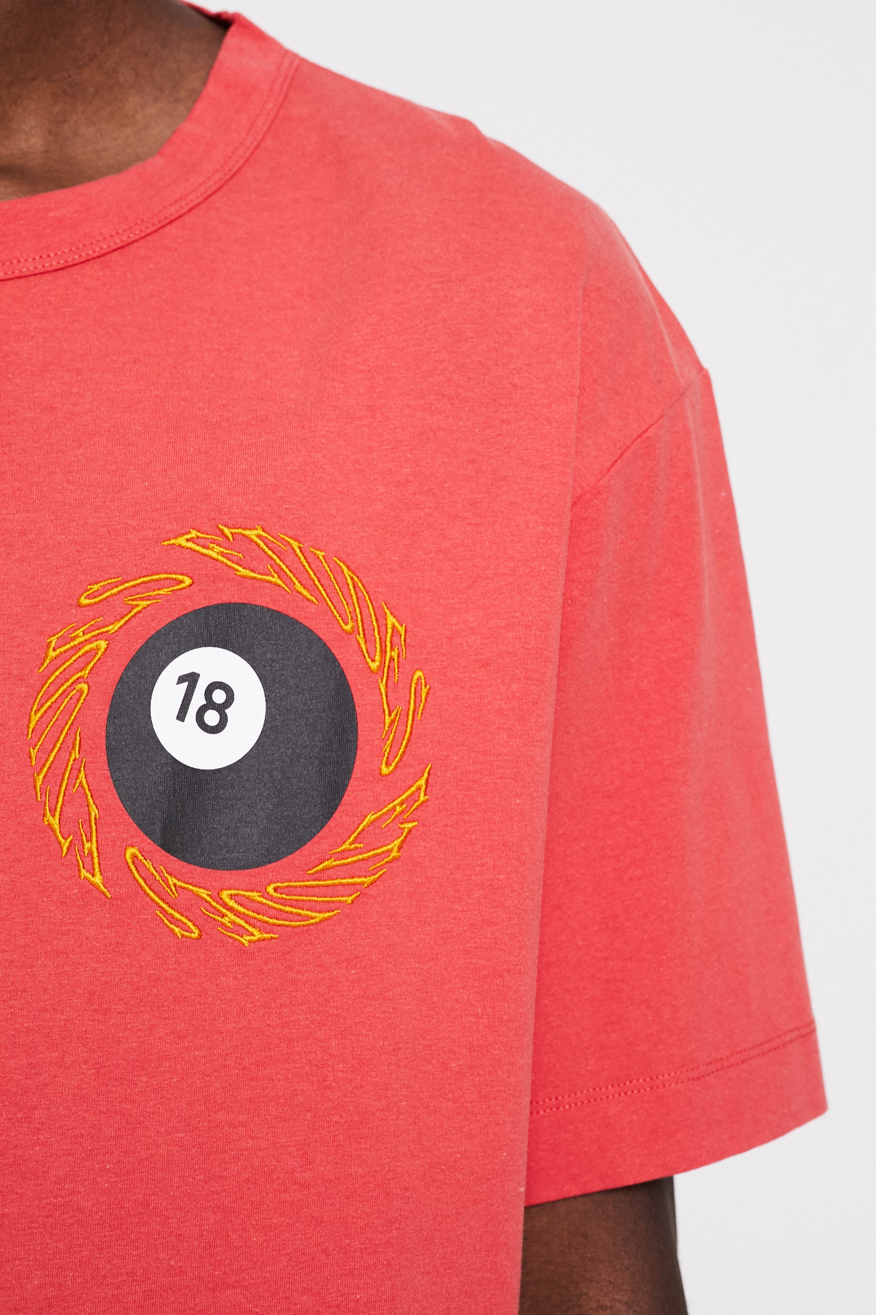 Études Museum 8 Ball T-Shirt 2