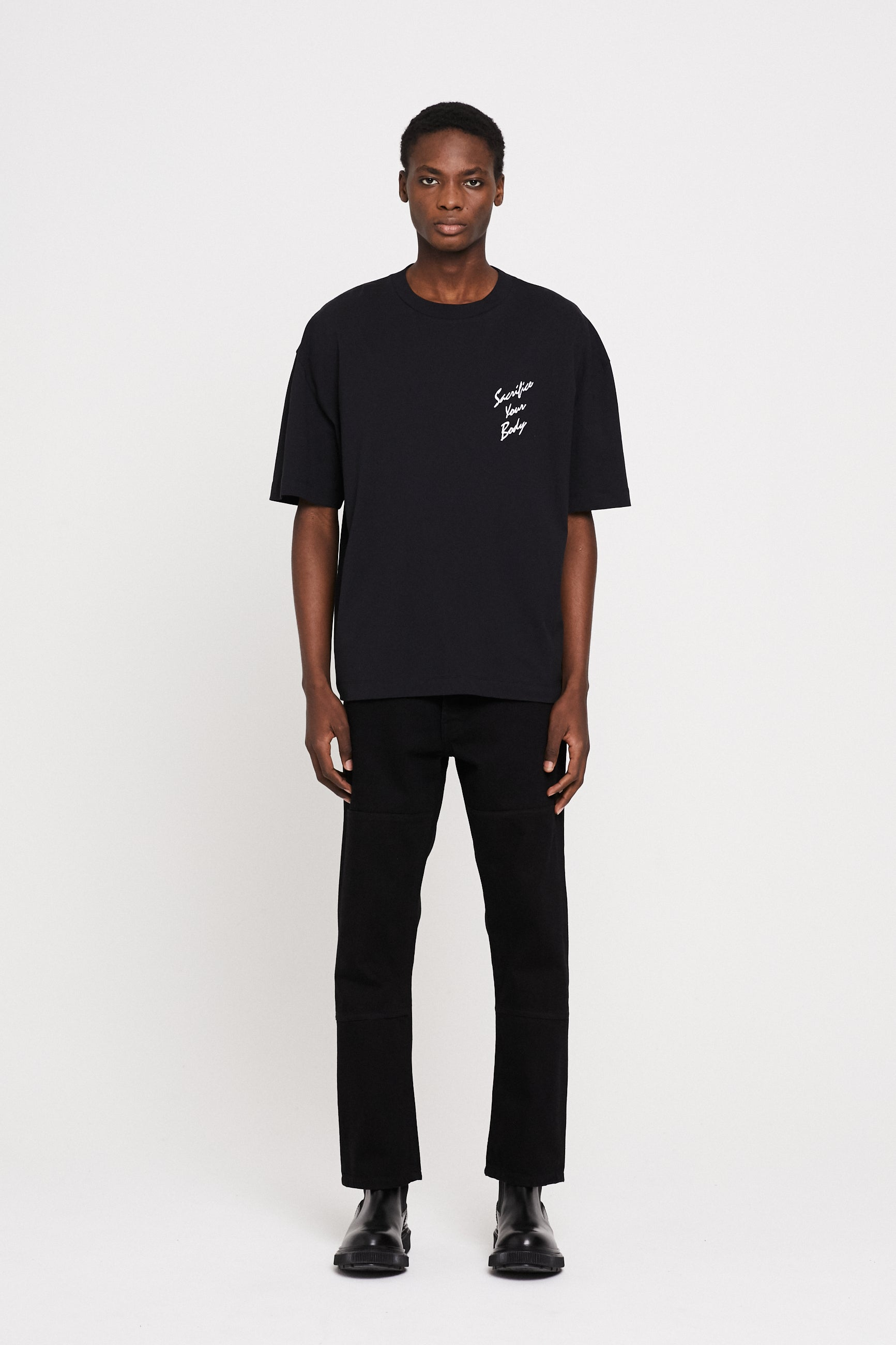 Études Spirit Sacrifice Roe Ethridge T-Shirt 1
