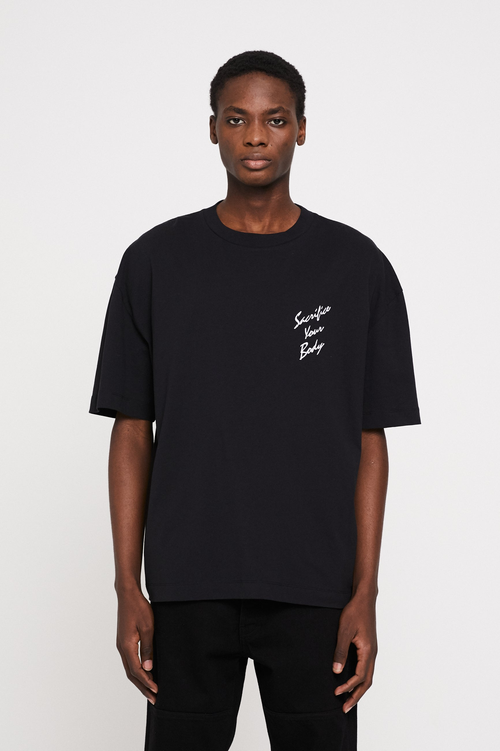 Études Spirit Sacrifice Roe Ethridge T-Shirt 2