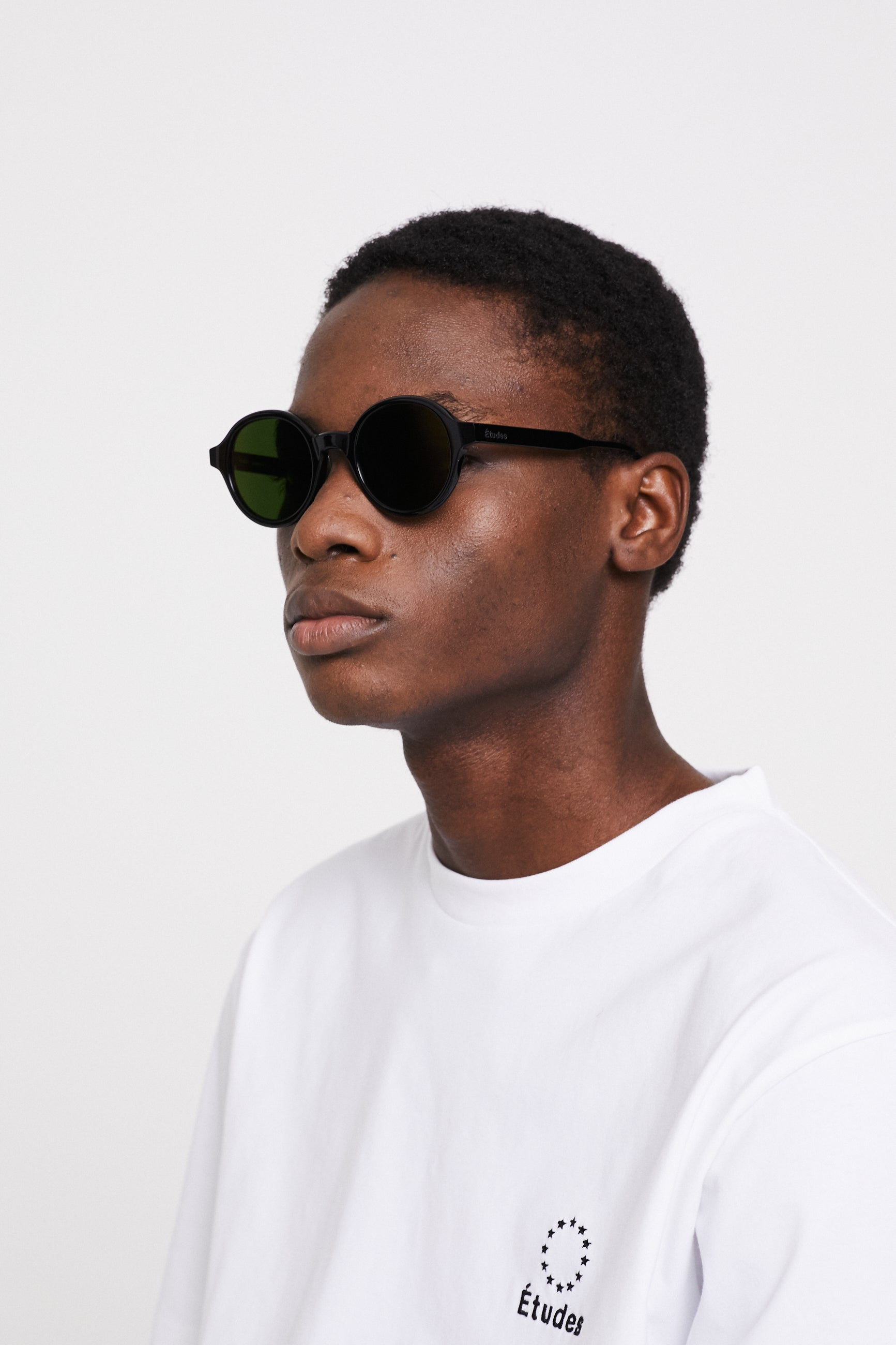 Études Bakayoko Black Sunglasses 2
