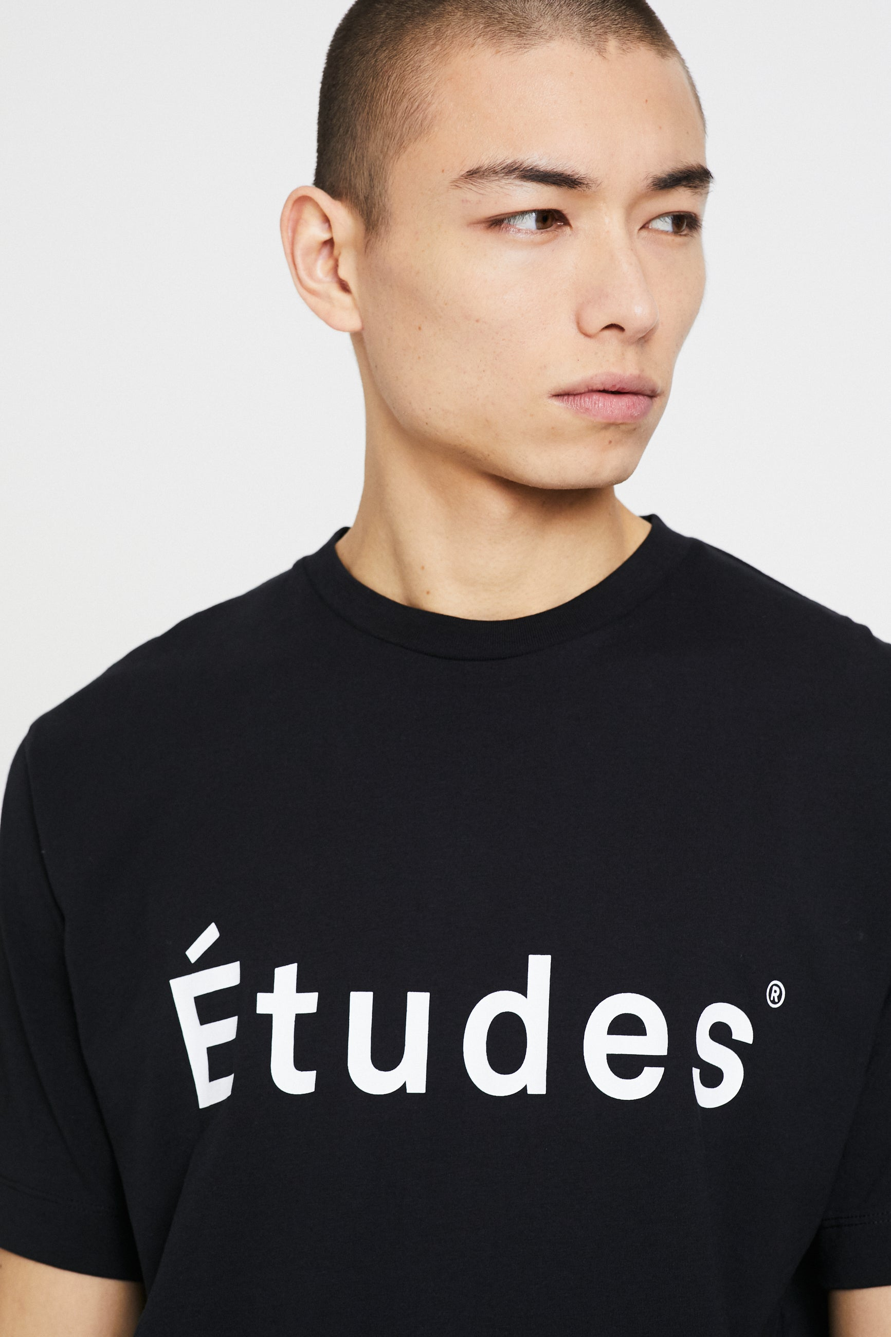 Études Wonder Études Black T-shirt 3