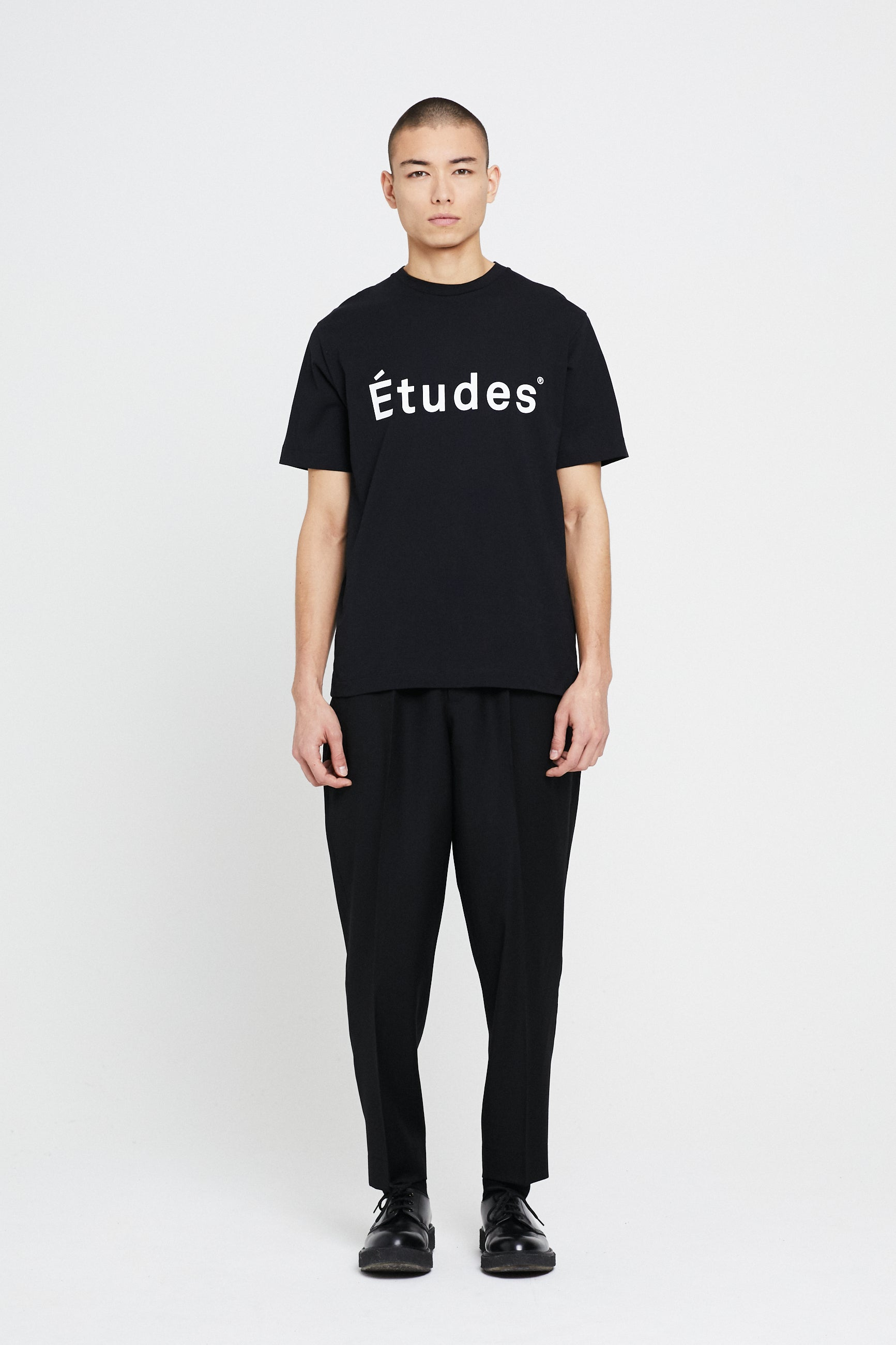 Études Wonder Études Black T-shirt 1