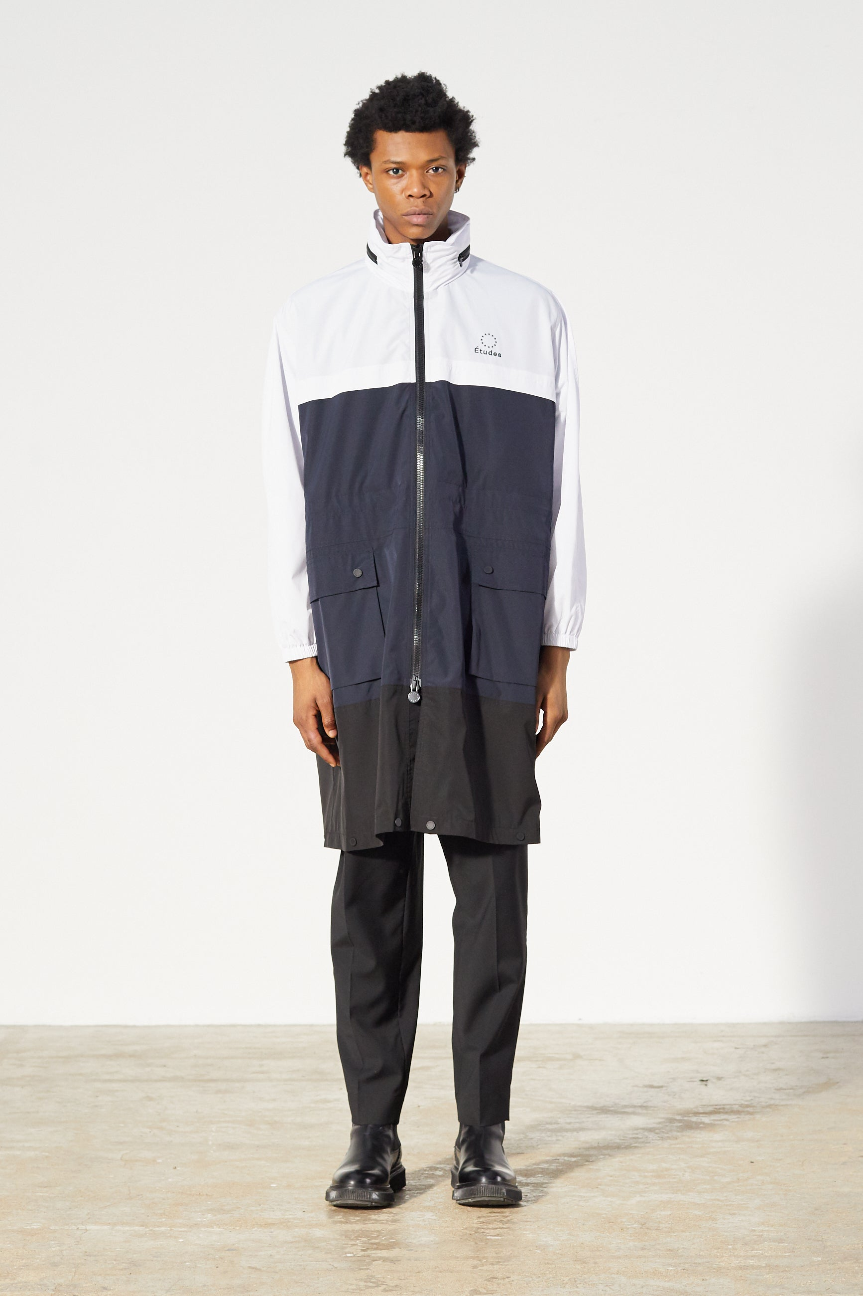 Etudes Air3  stripe Jacket 1