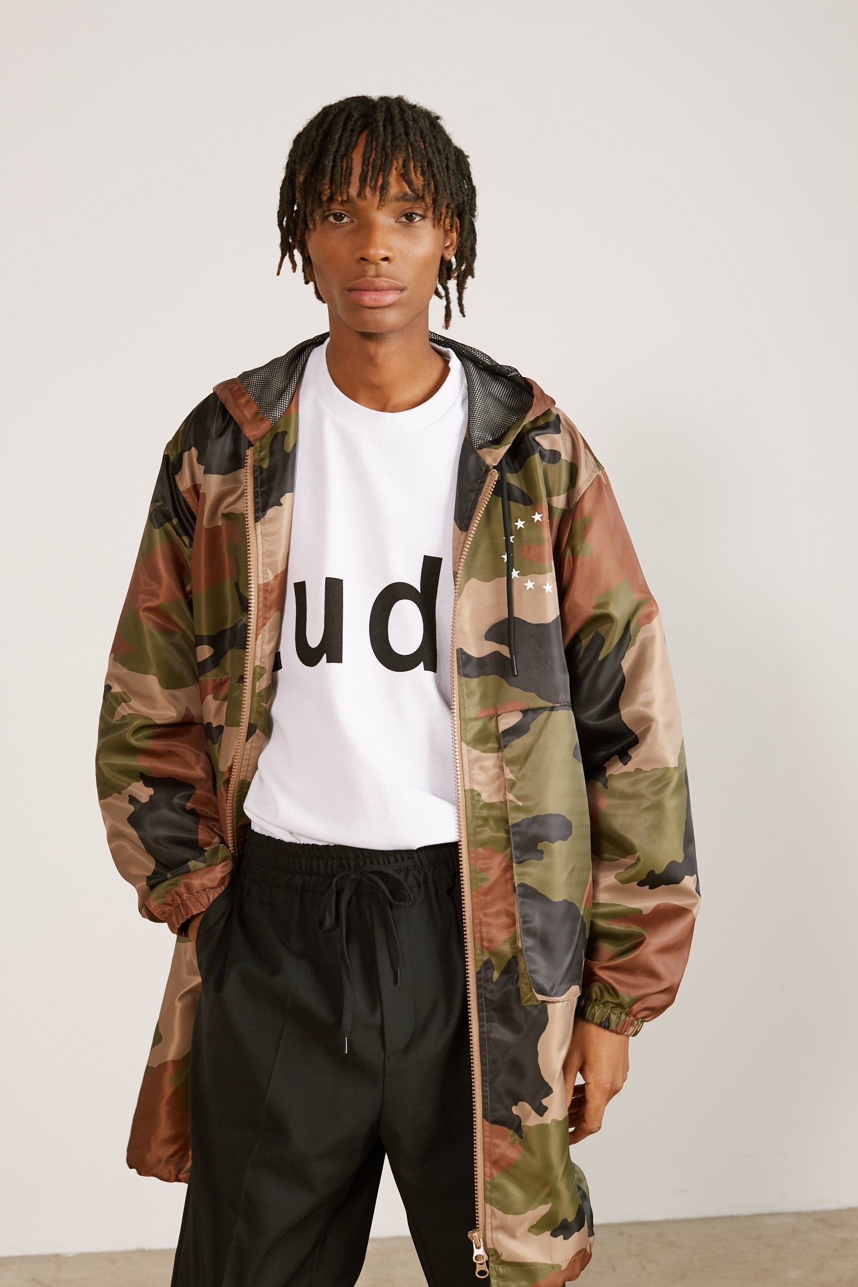 AIR WINDBREAKER EUROPA CAMO