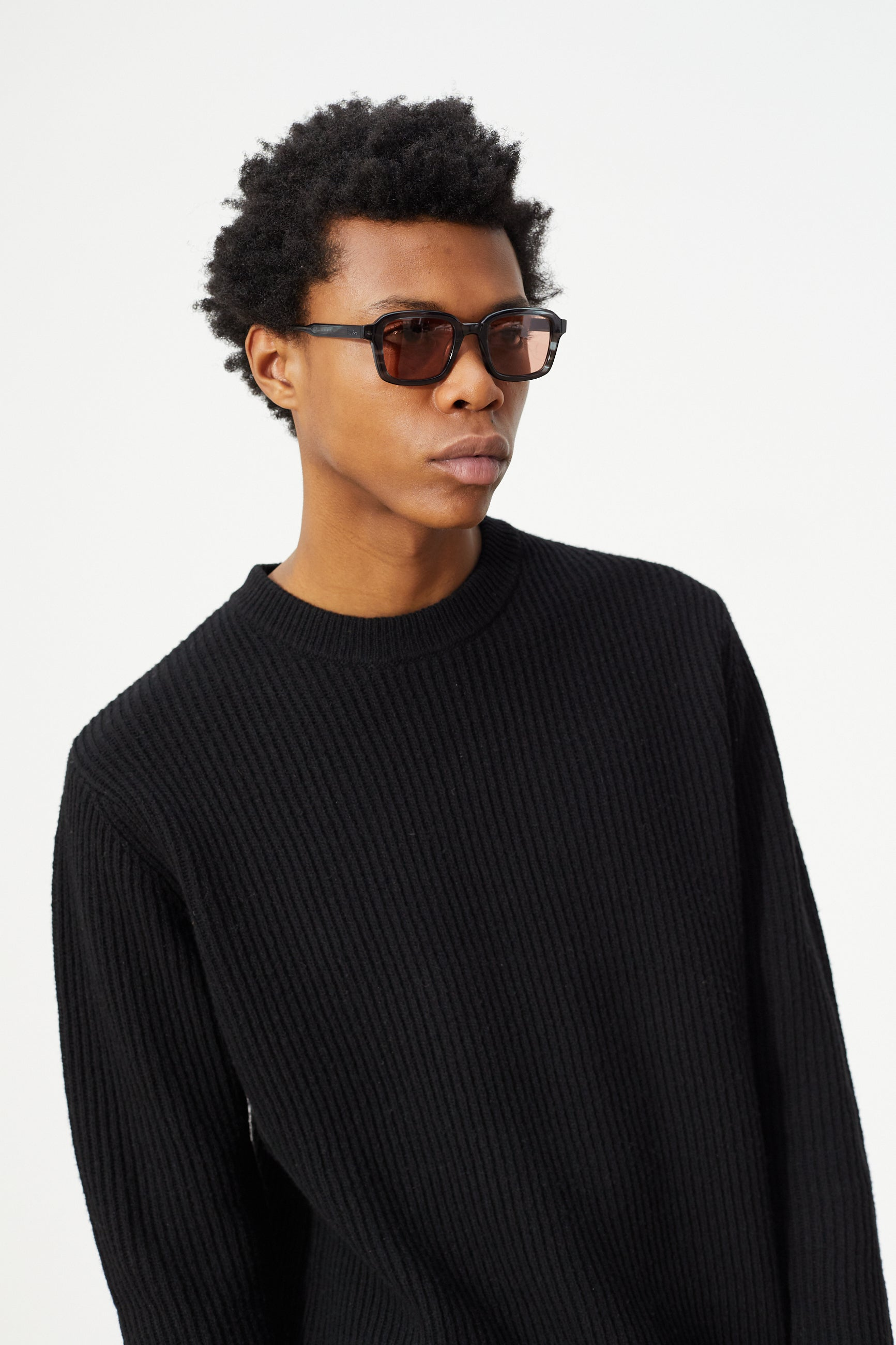 Études Boris Black Knit 4