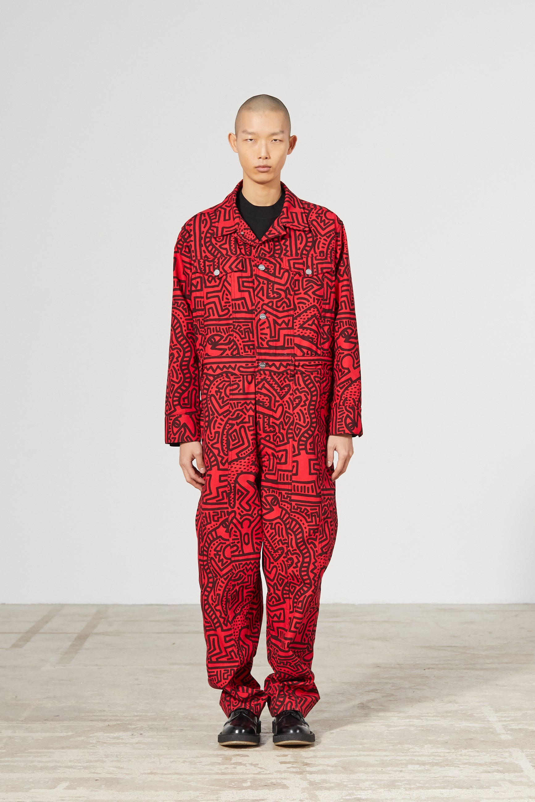 CANYON OVERALL KEITH HARING