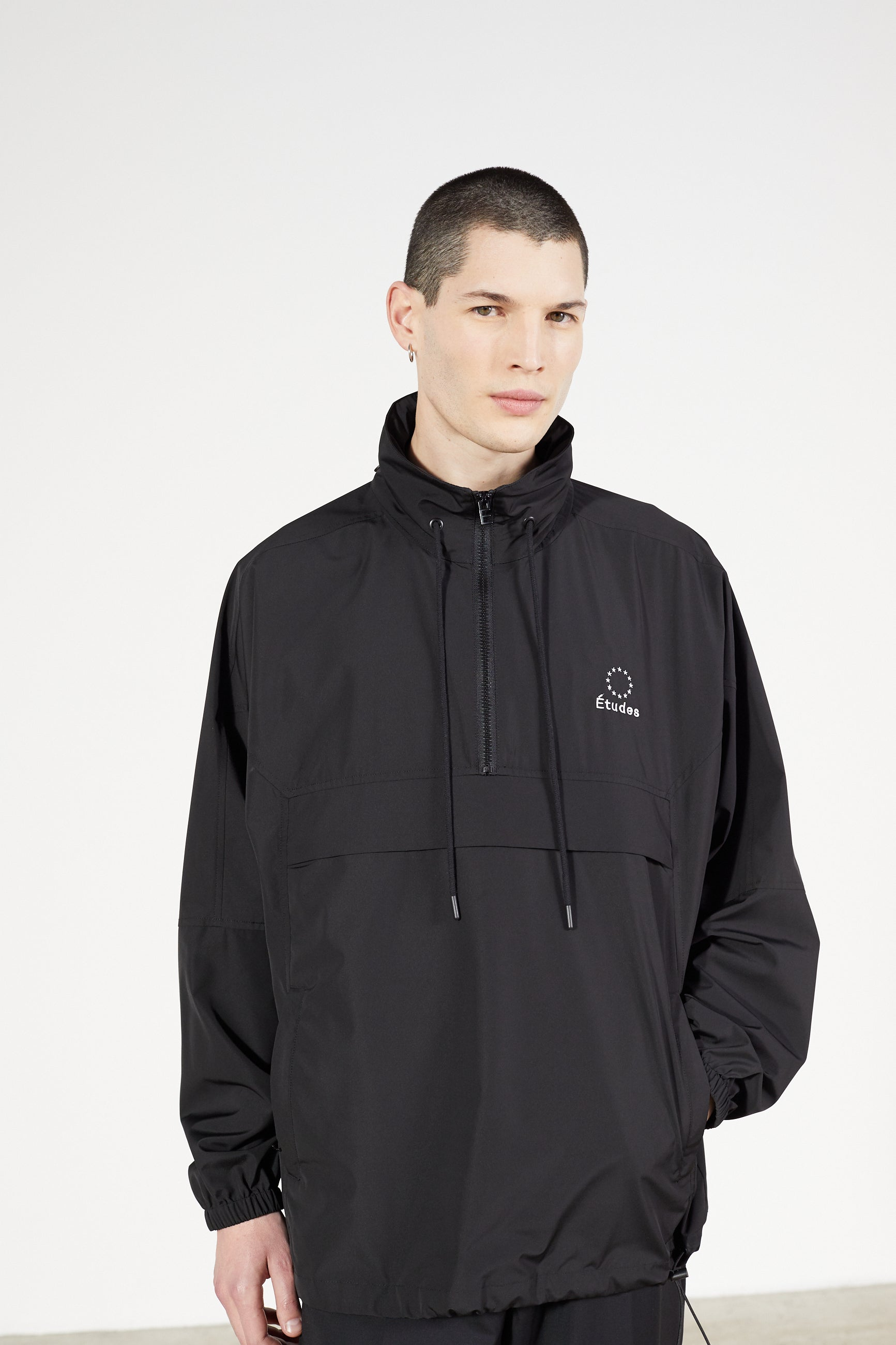 Études Challenger Full Black Jacket 4