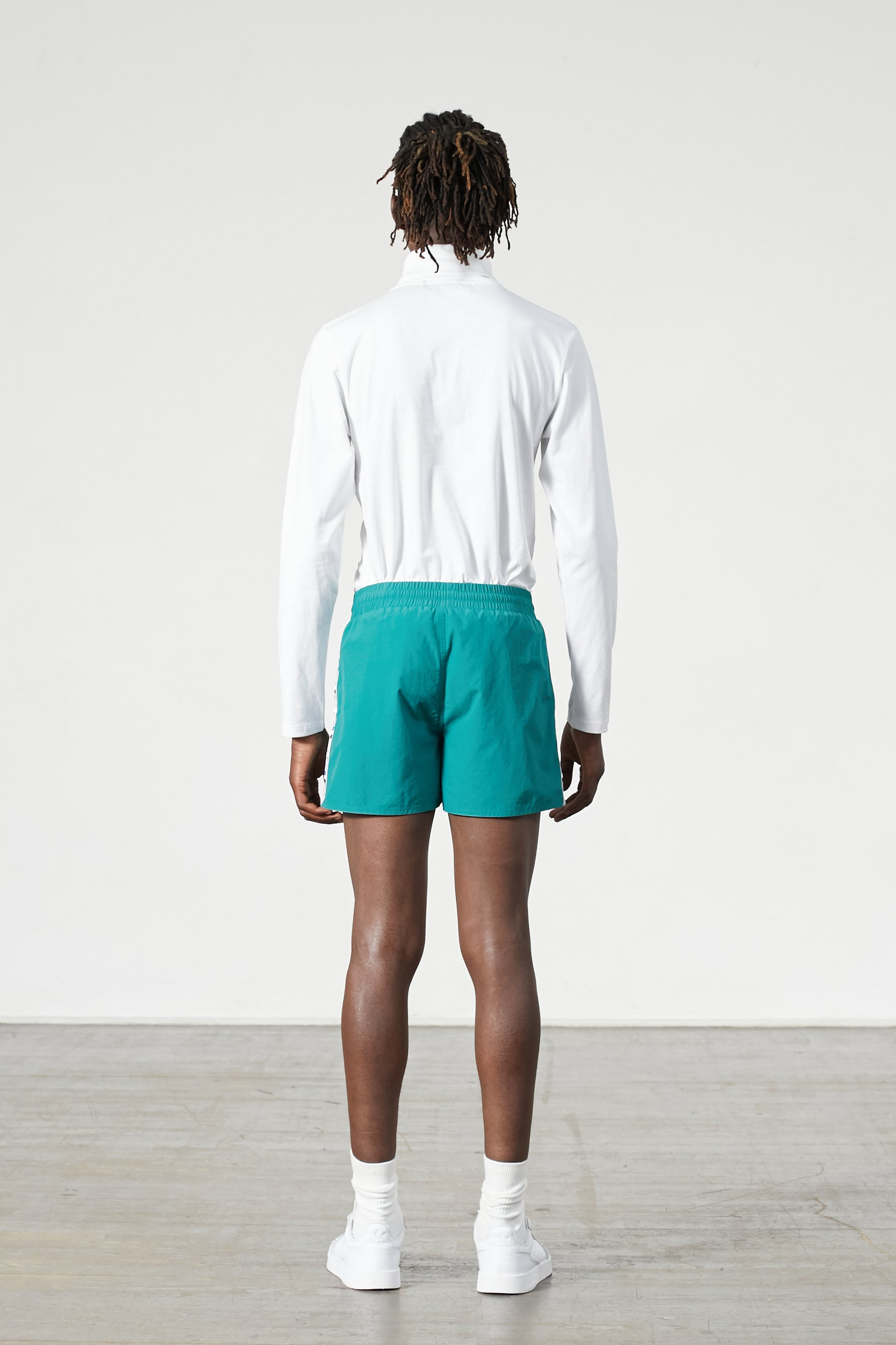 CLUB SHORT GREEN