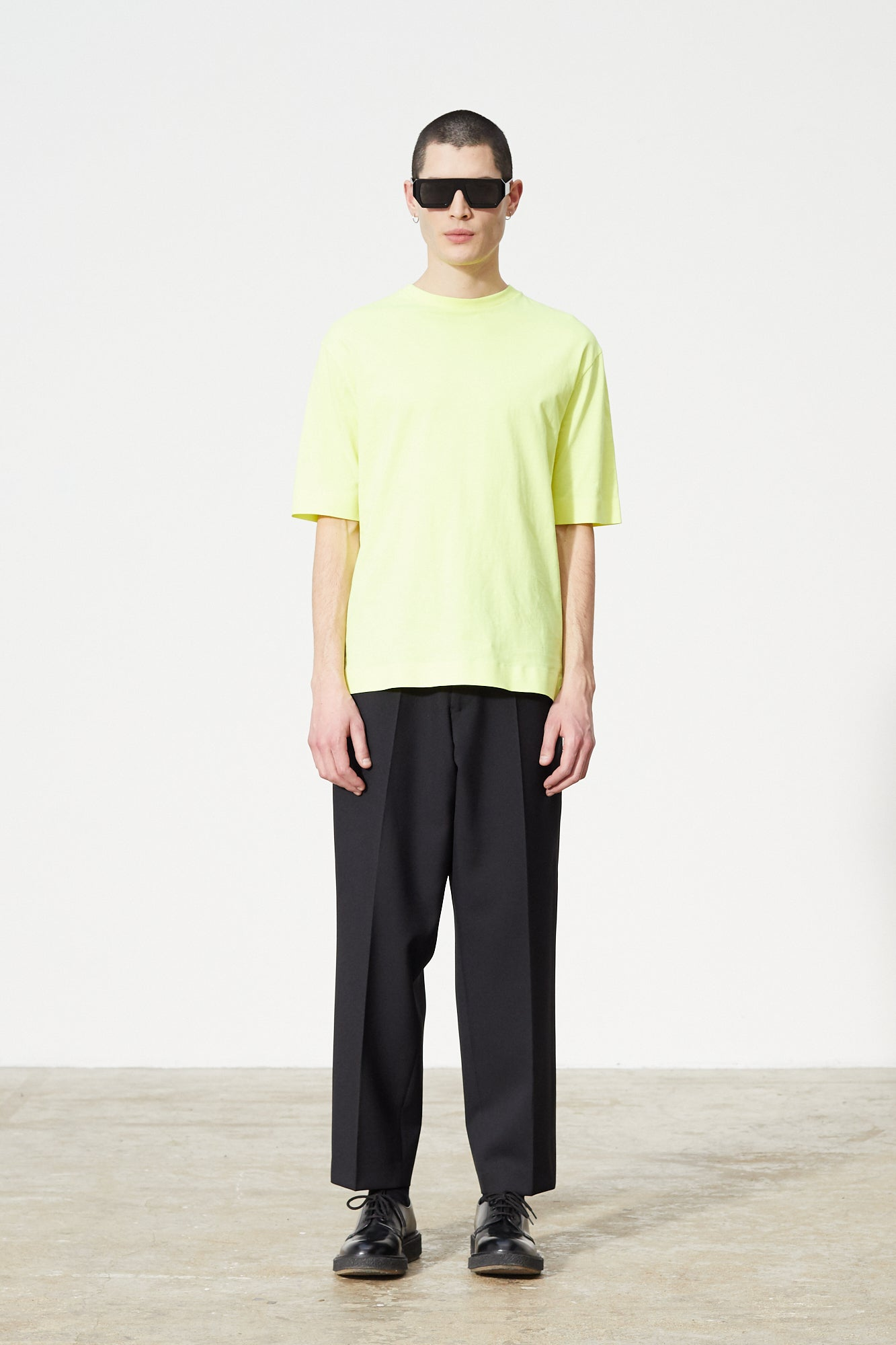 Études Cosmic Neon Yellow T-shirt 1