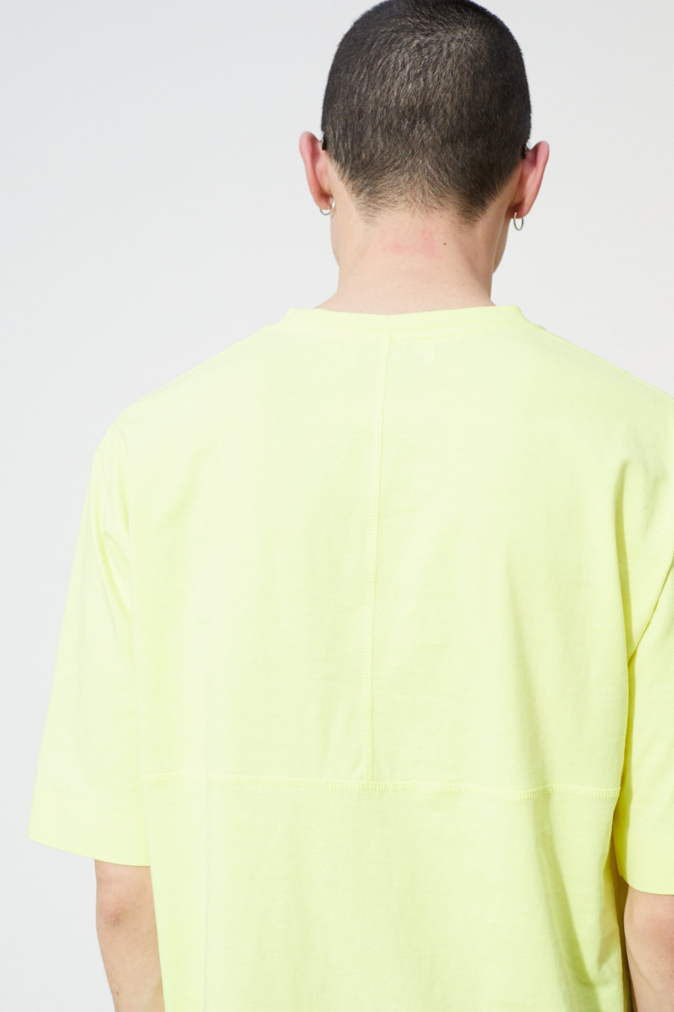 Études Cosmic Neon Yellow T-shirt 6