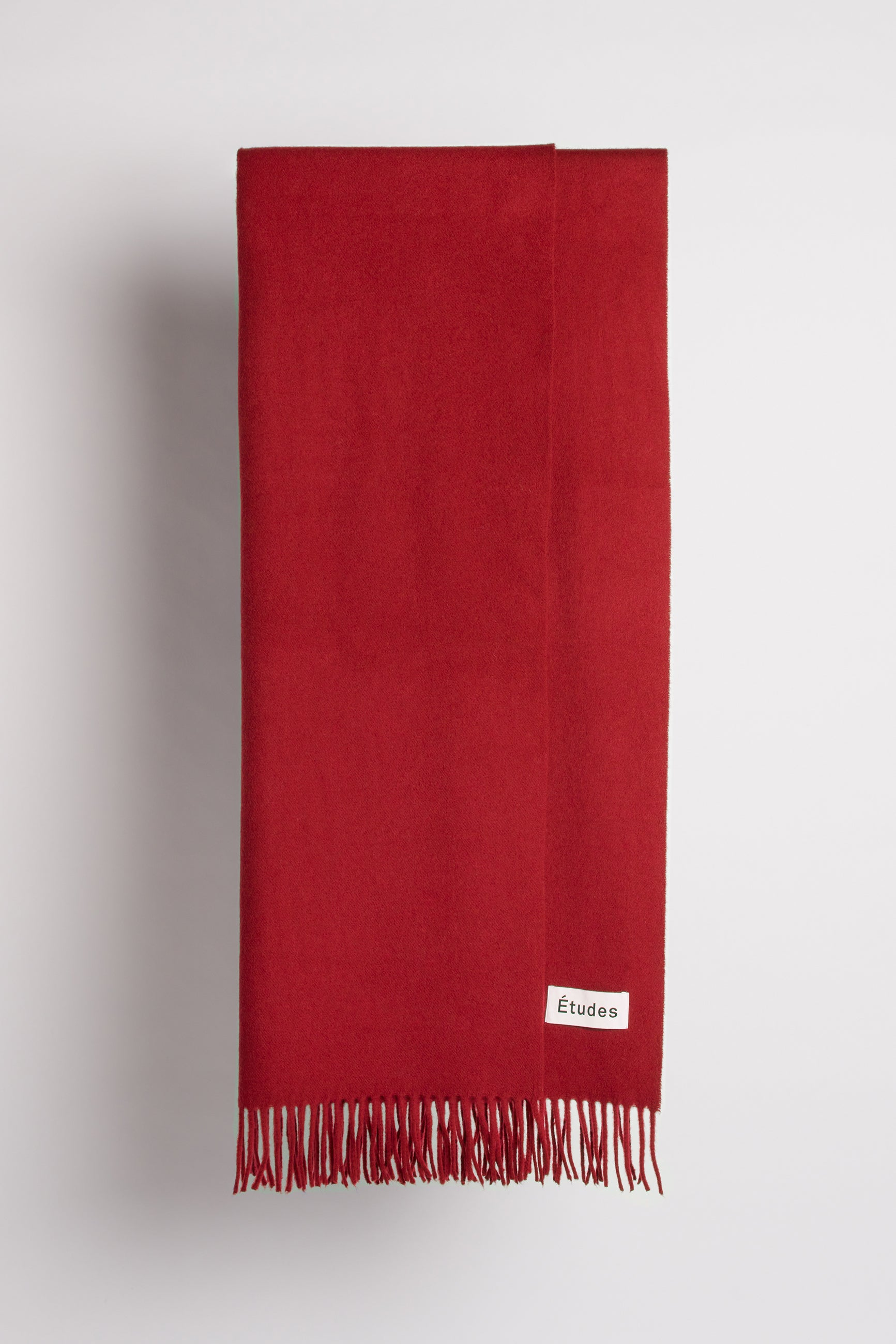 MAGNOLIA WOOL RED
