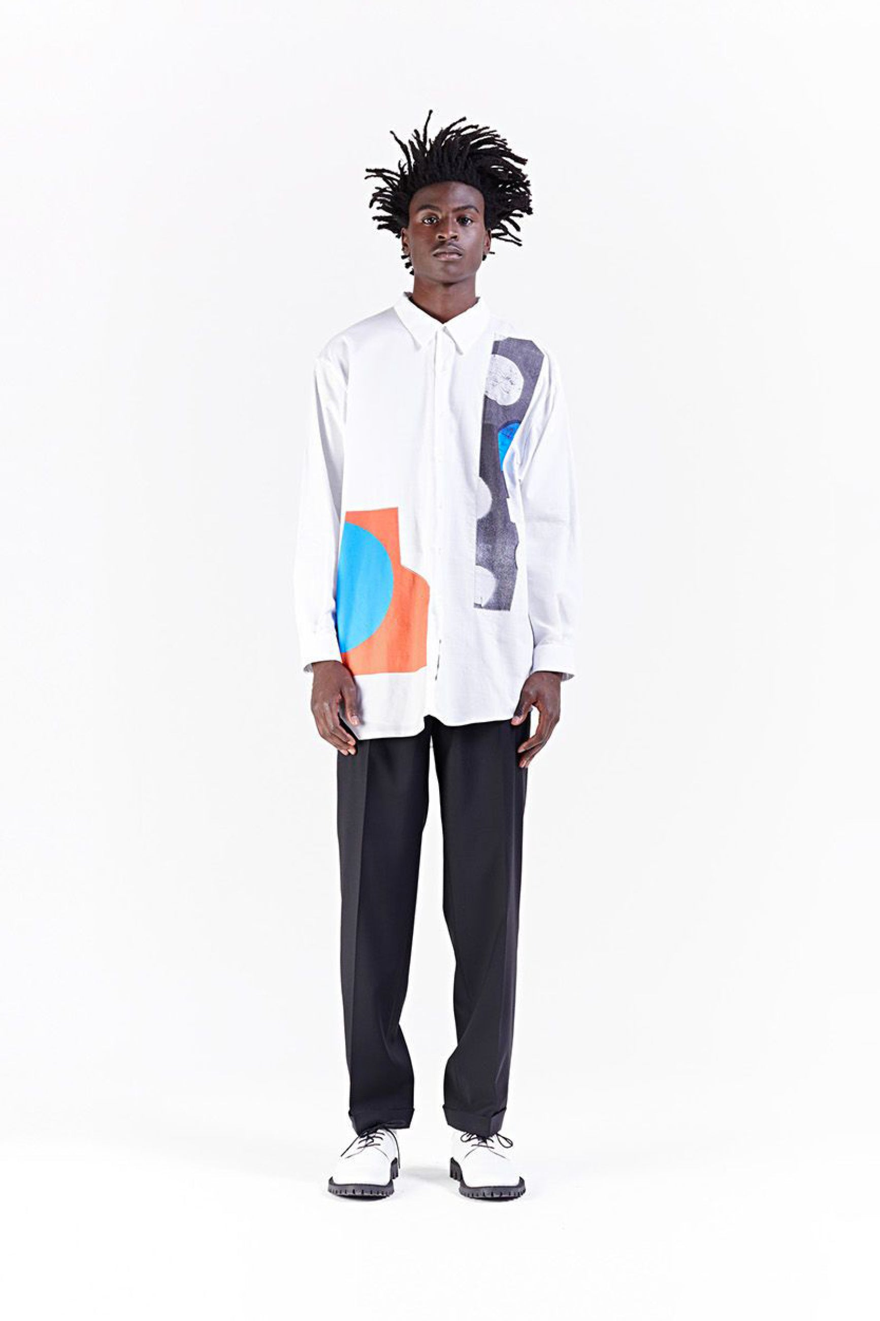 Etudes Shirt Linus Adrien Compostition