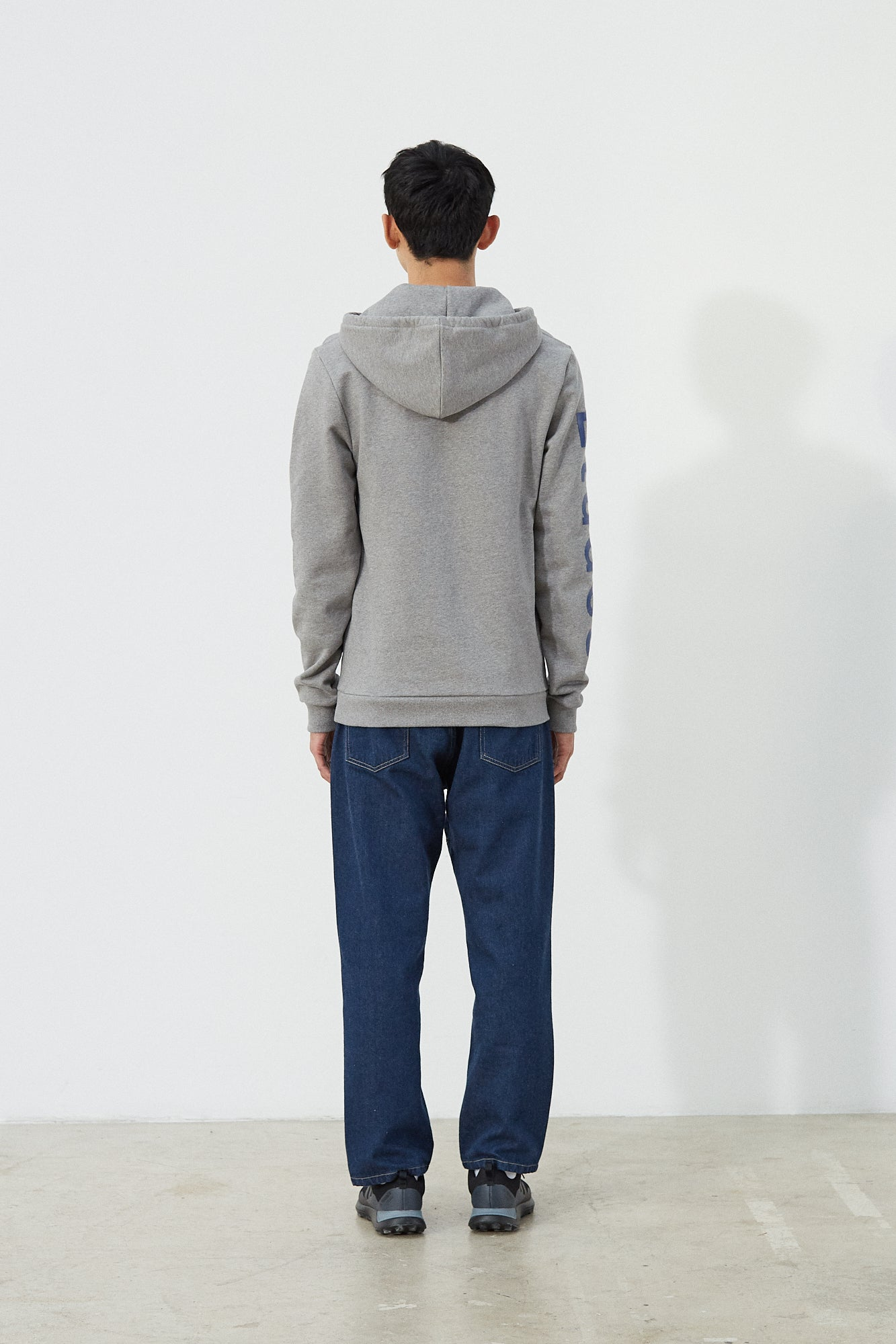 KLEIN ETUDES HEATHER GREY
