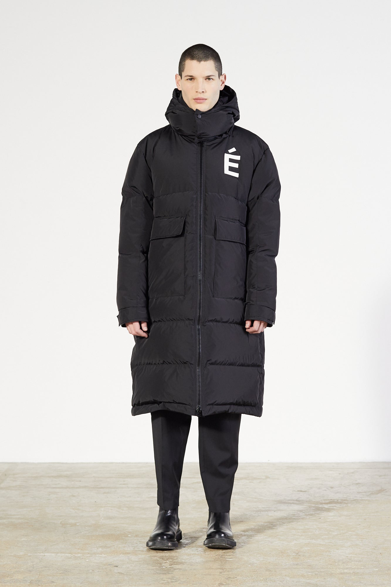 Études Game Patch Black Coat 1