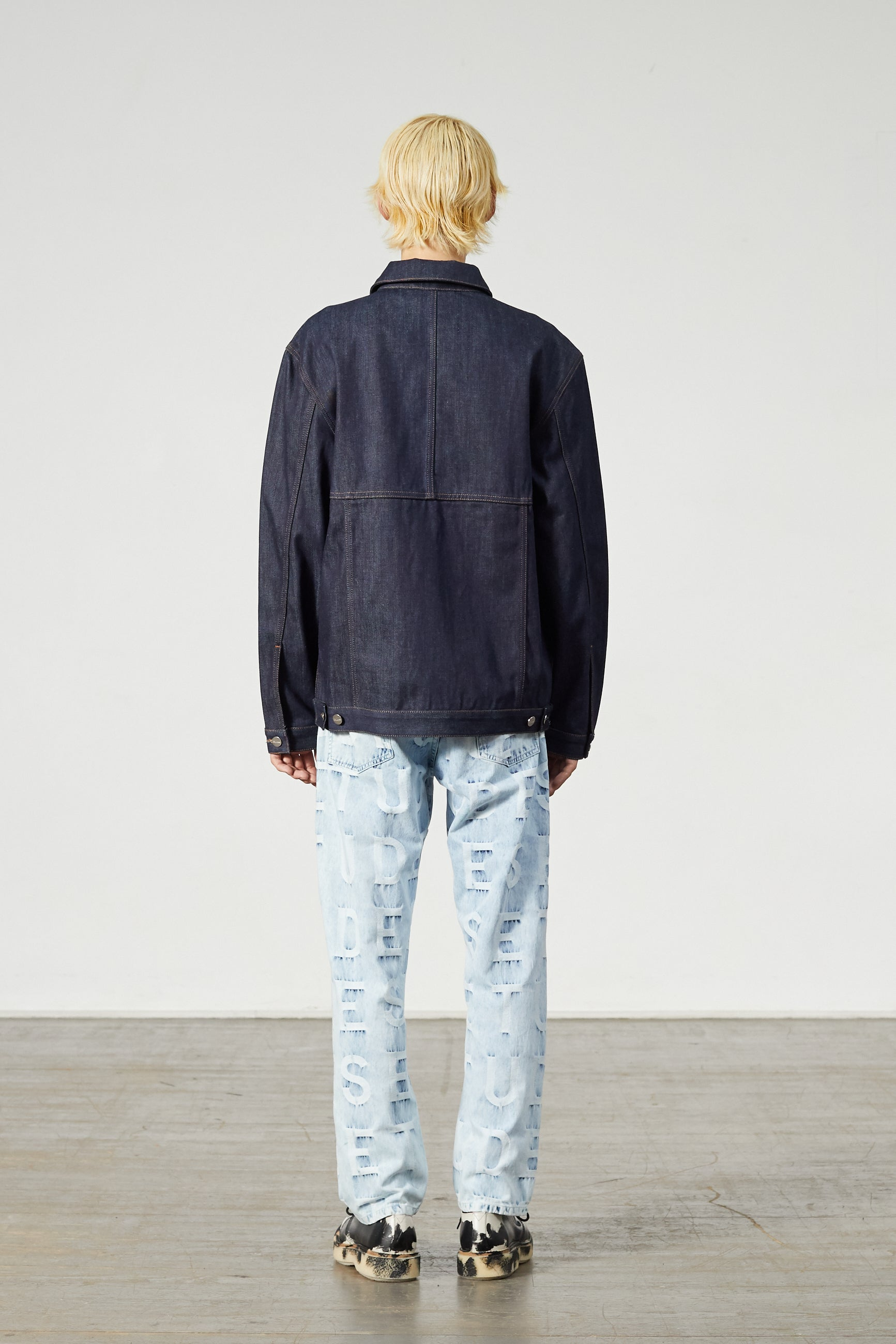 GUEST DENIM INDIGO