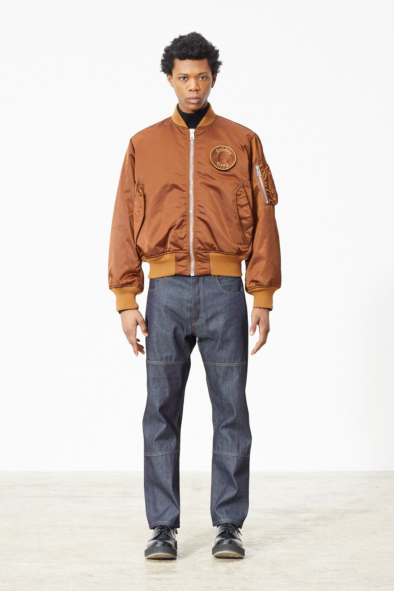 Études Horizon Brown Jacket 1