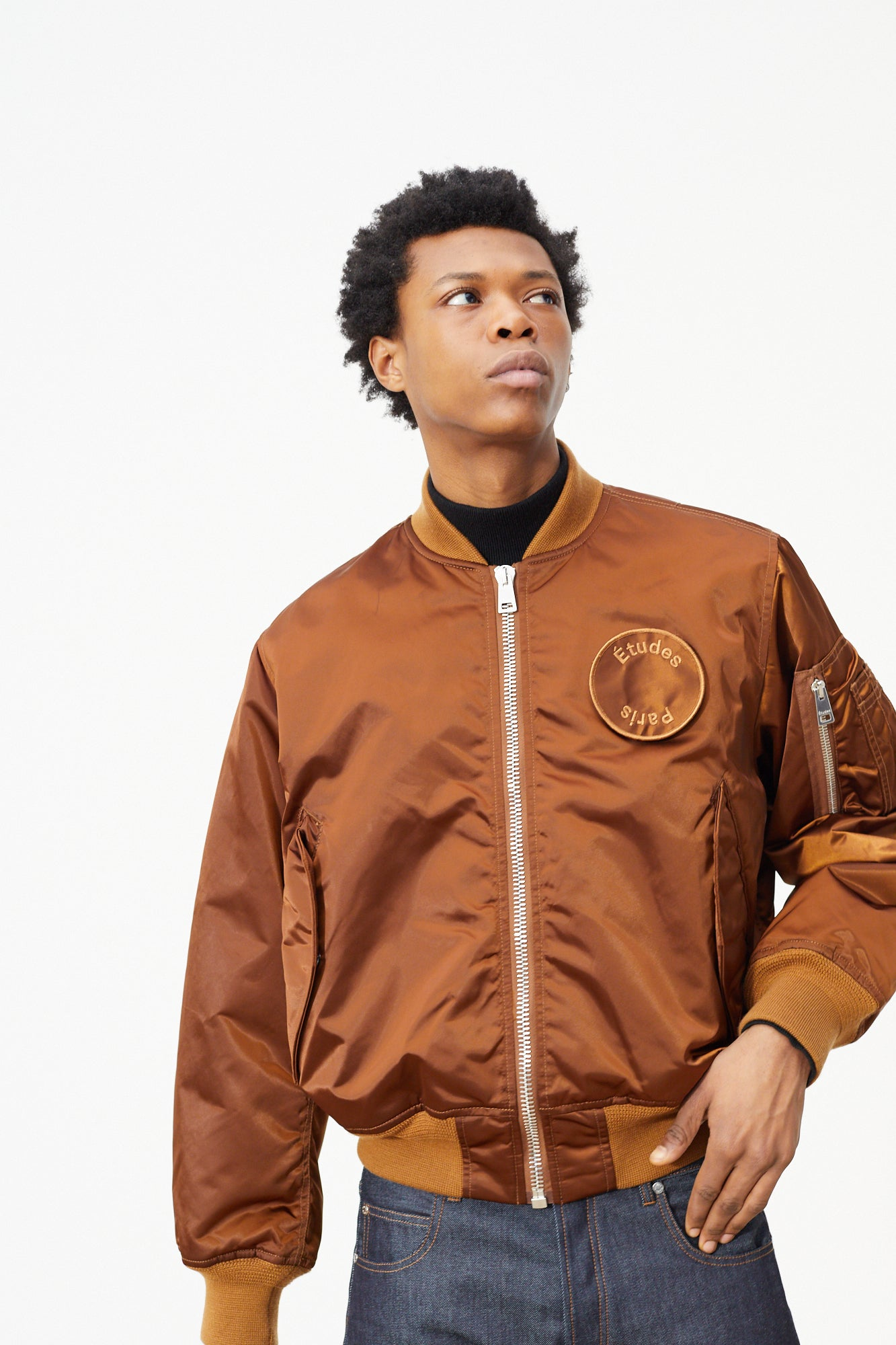 Études Horizon Brown Jacket 4