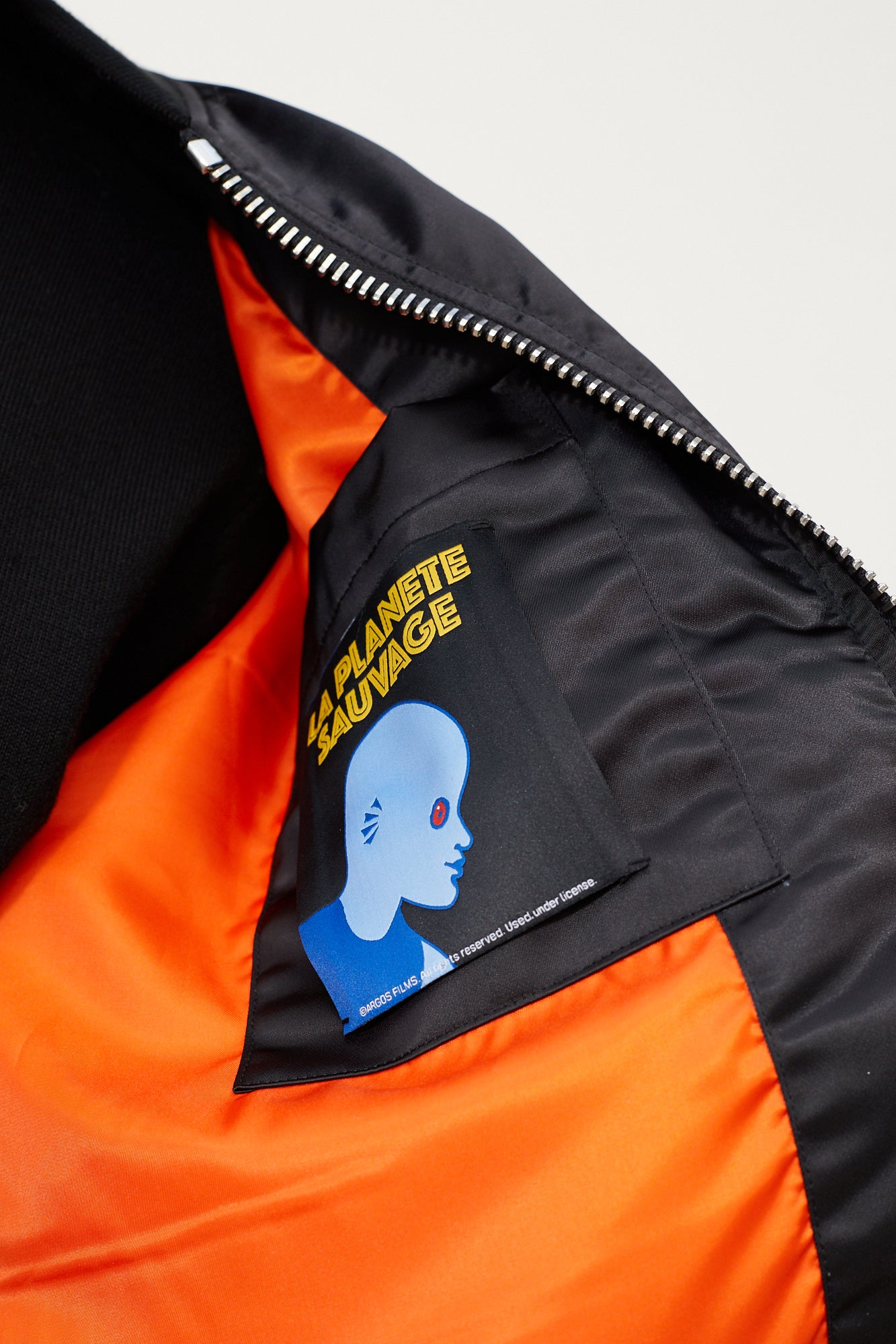 Études Horizon Draag Black Jacket 7