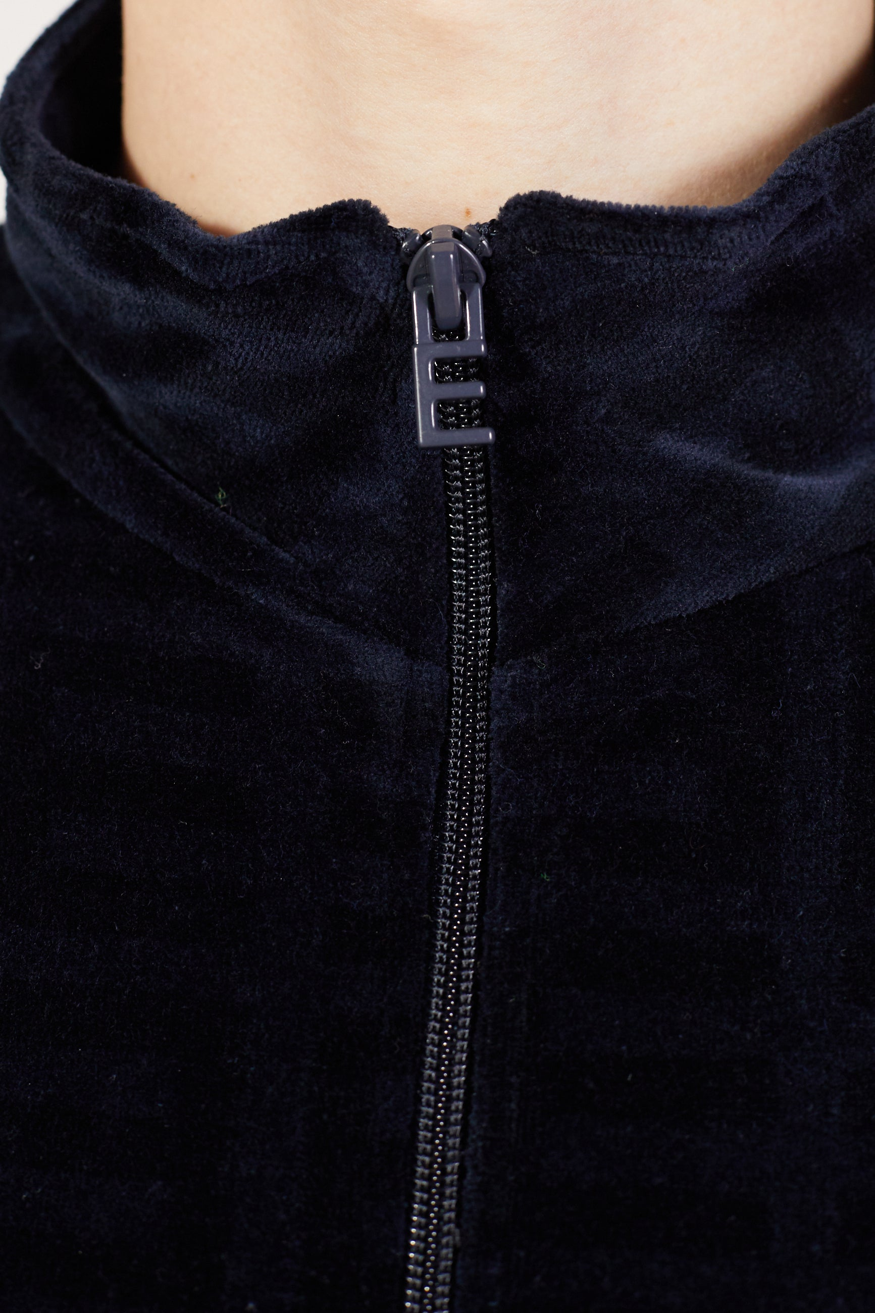 Études Major Tracksuit Velvet Navy Jacket 6