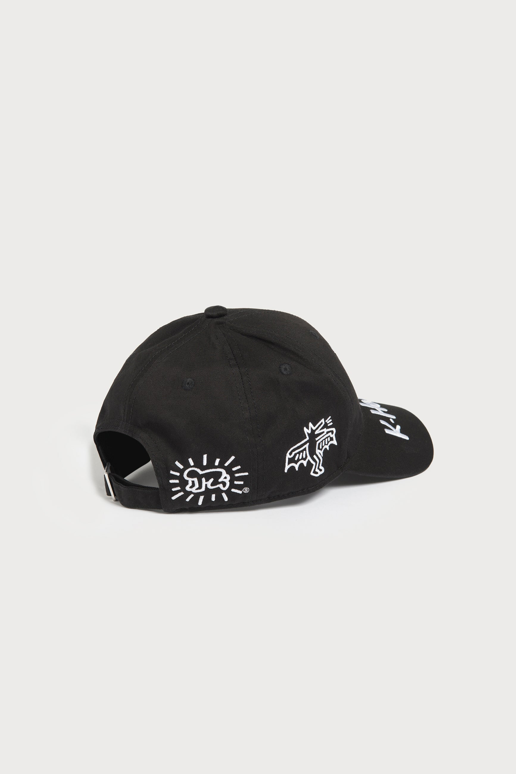 CLOUD KEITH HARING BLACK