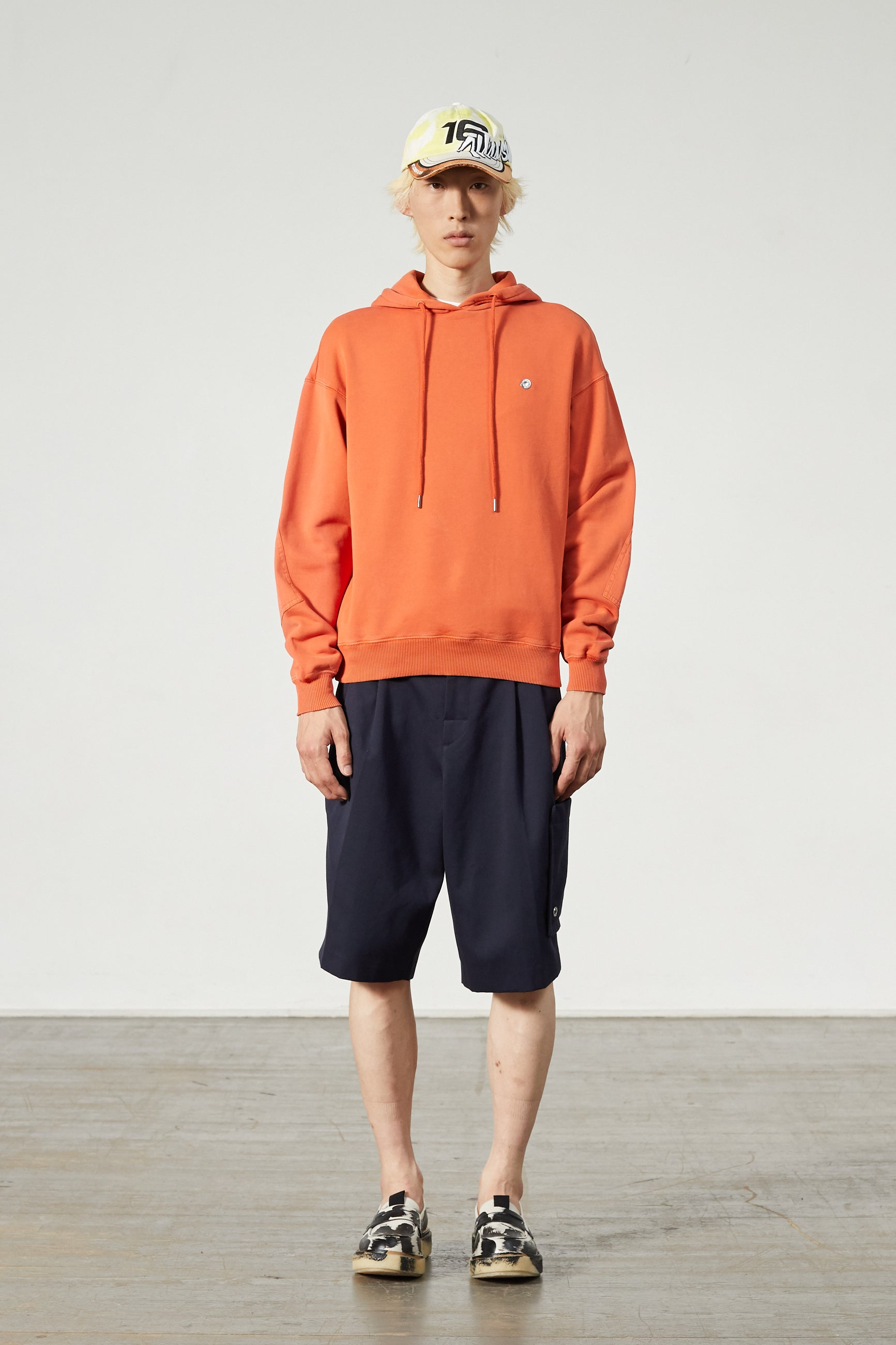 NATIONAL HOOD ORANGE