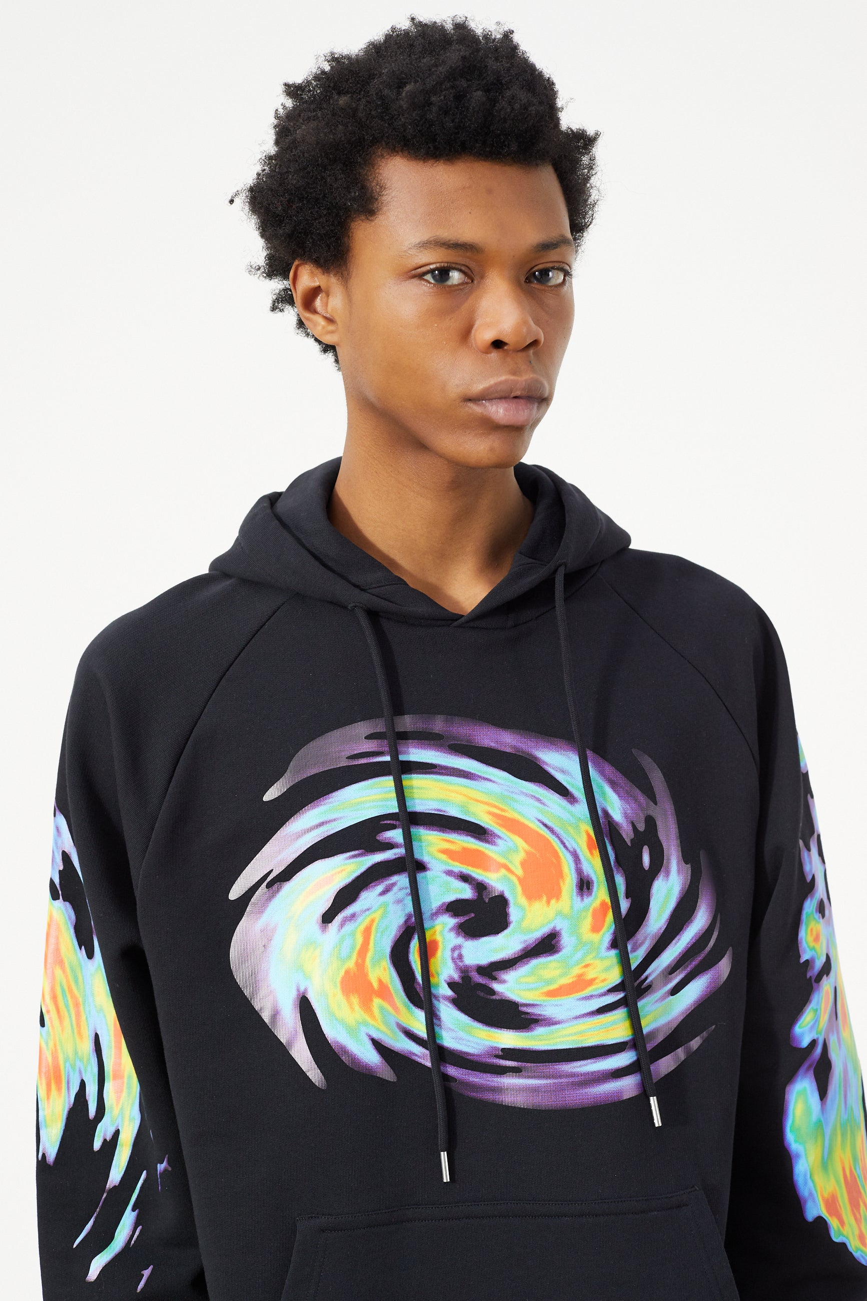 Études Racing Hood Heatmap Sweatshirt 5