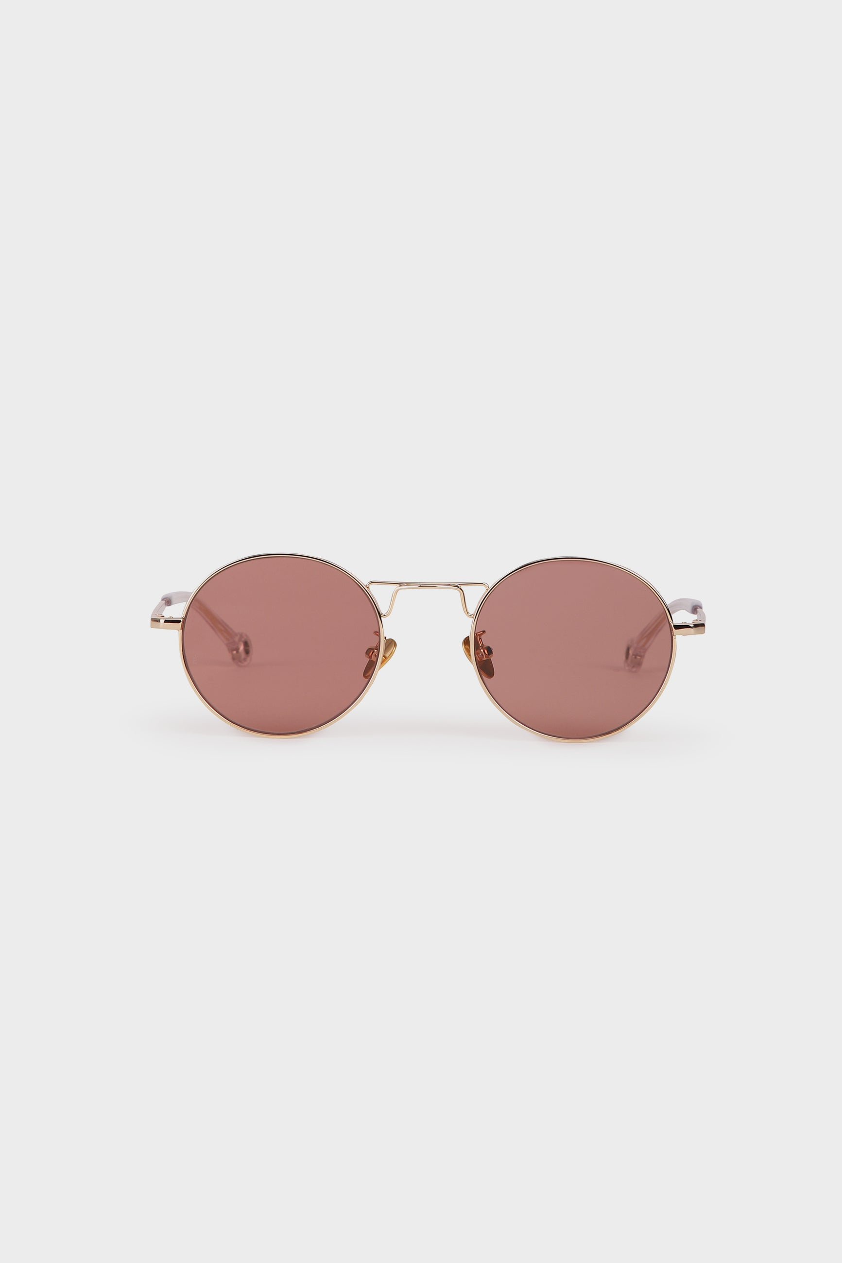 Études Resist Gold Pink Sunglasses 1