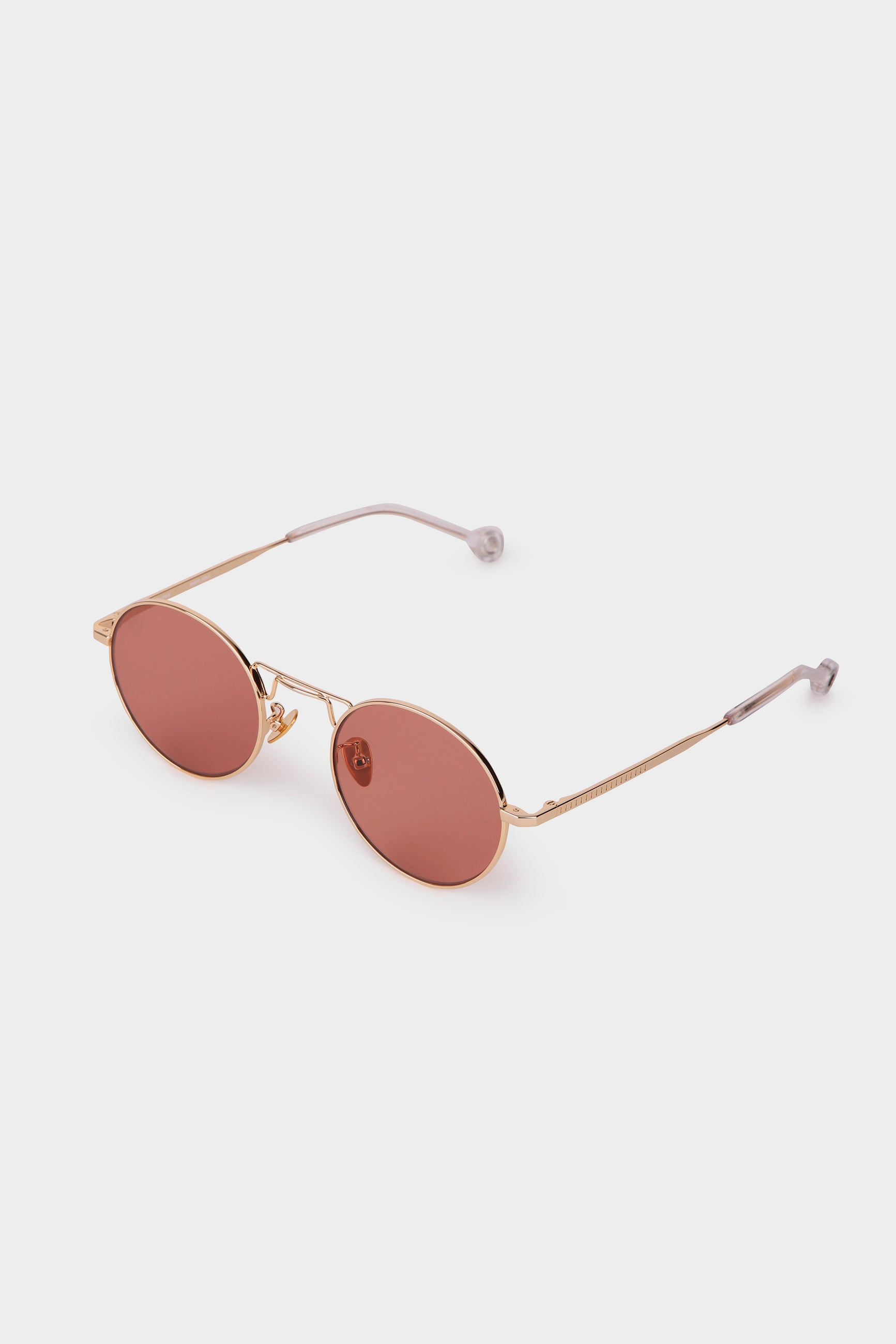 Études Resist Gold Pink Sunglasses 3