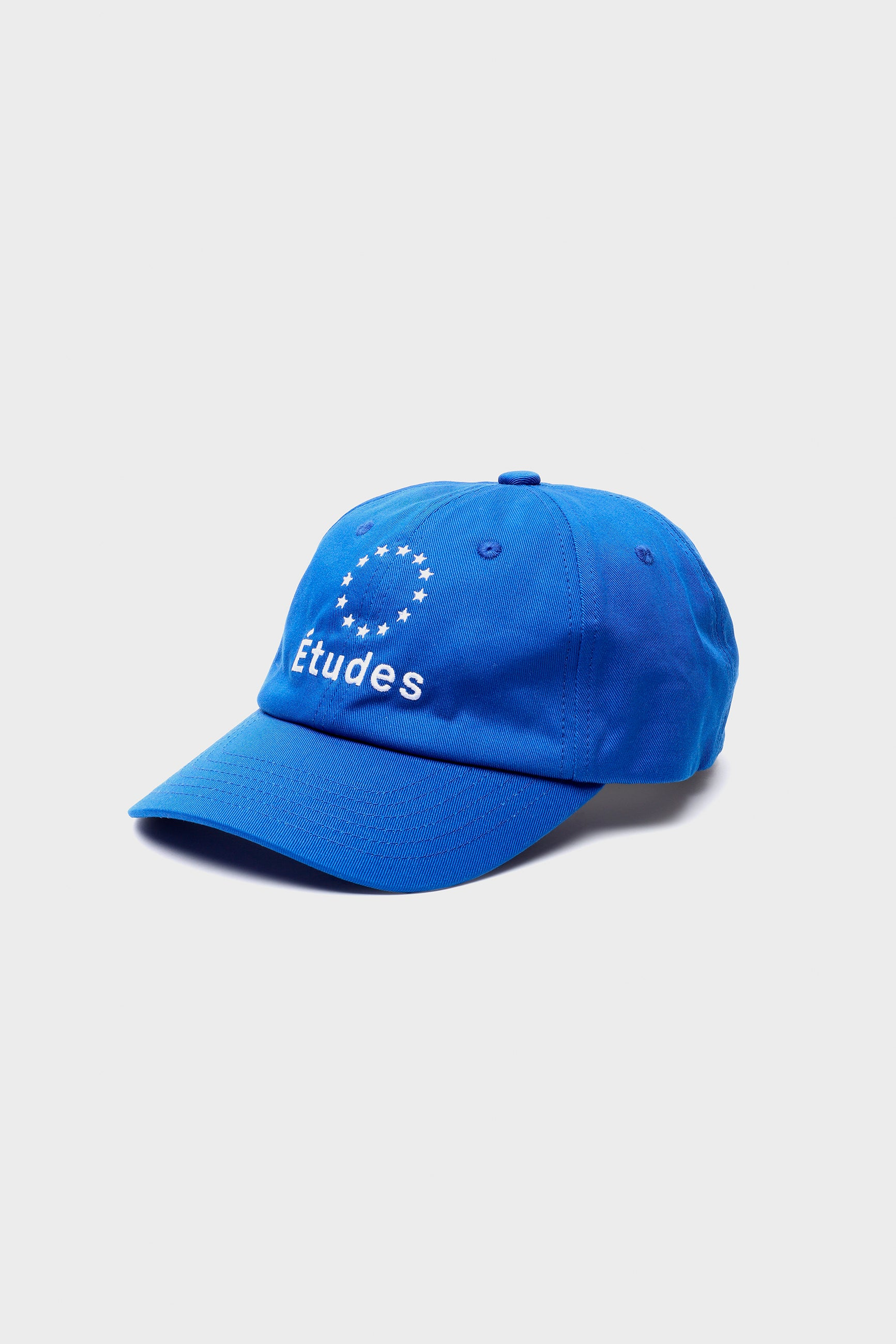 Études Booster Logo Blue Hat 1