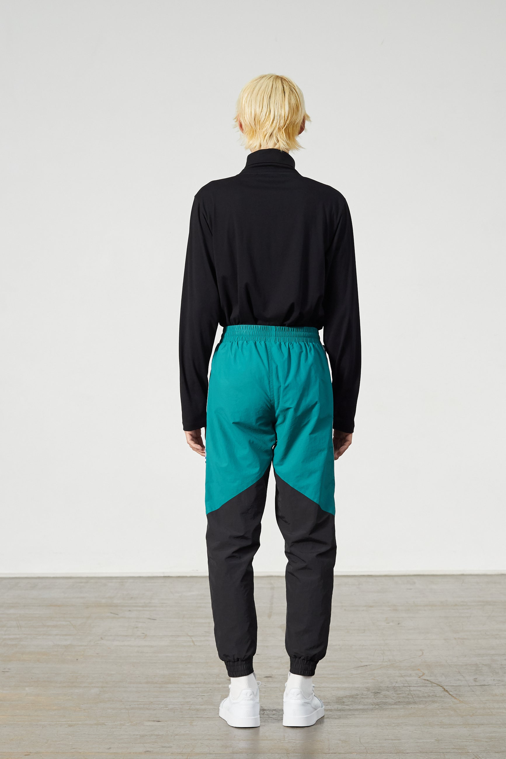 WIMBLEDON TRACK-PANTS GREEN