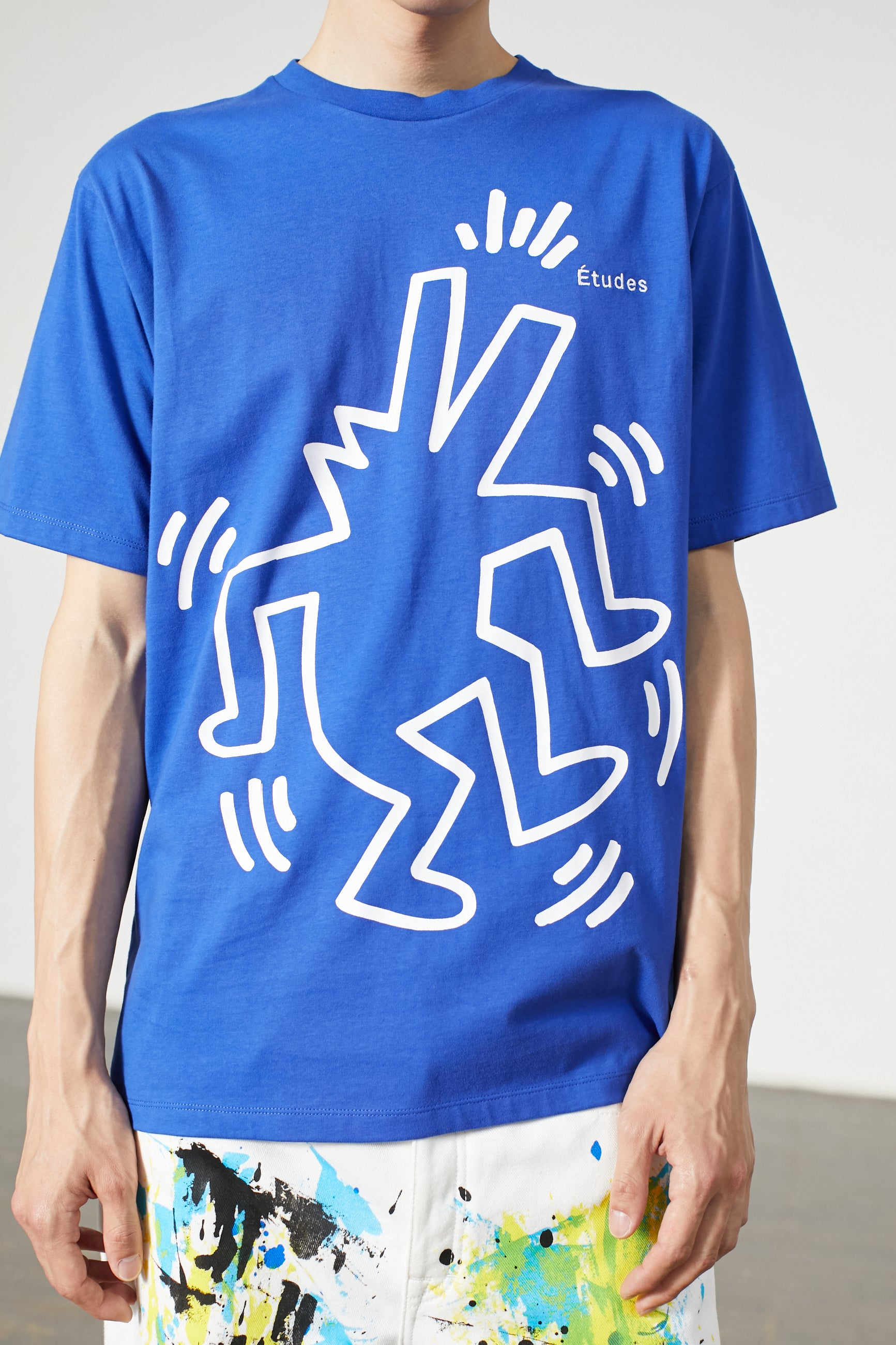 WONDER KEITH HARING BLUE