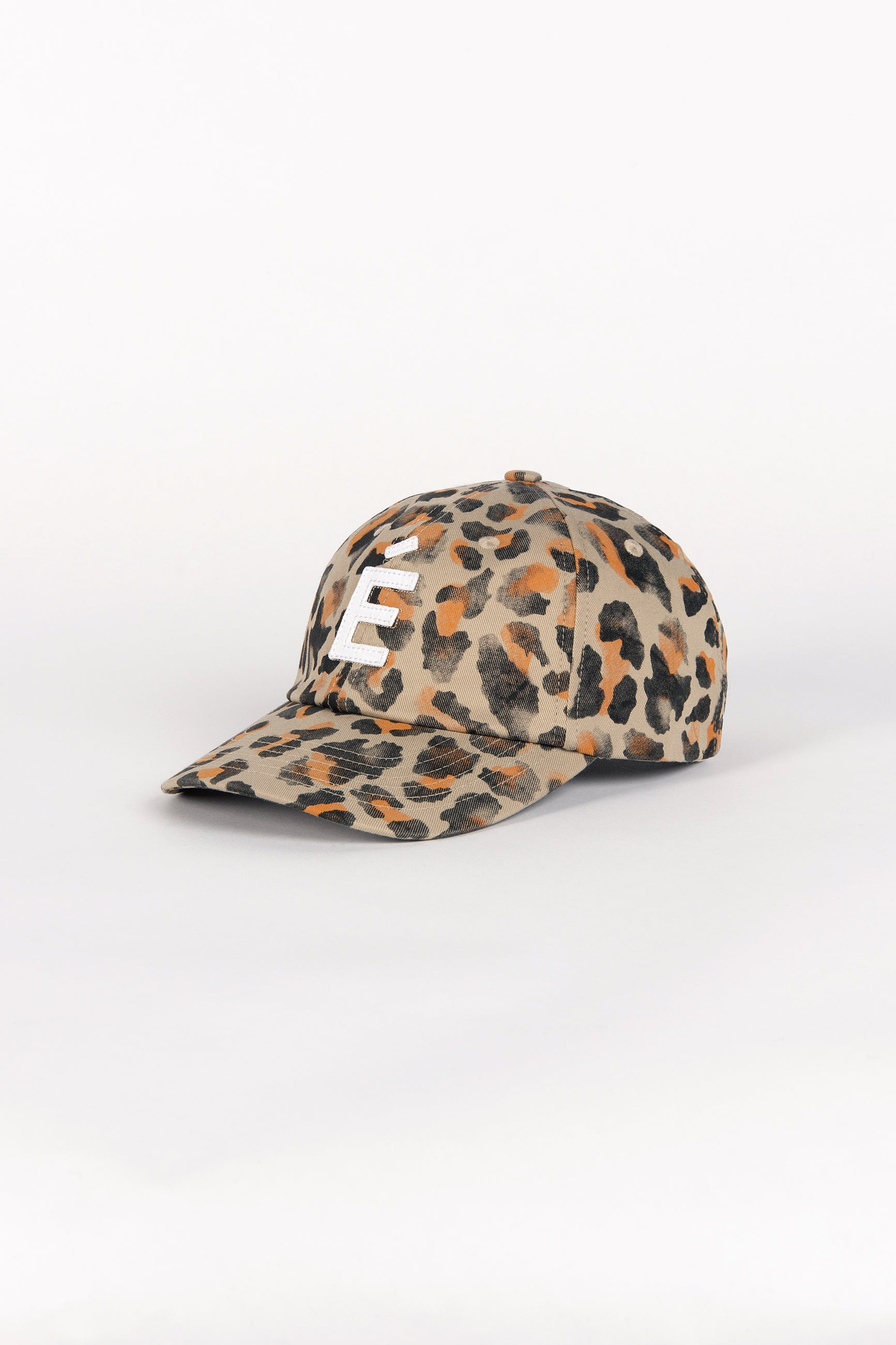 Études Booster Patch Leopard hat 1