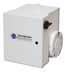 Phasemaster Type MA Rotary Phase Converter for ice cream machines