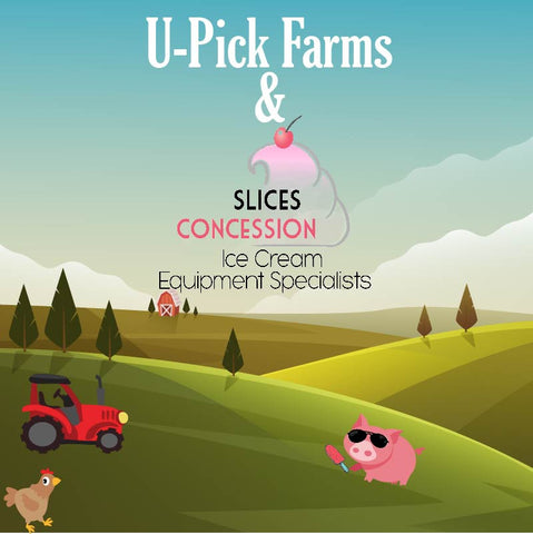 U-Pick Farms Florida Ice Cream