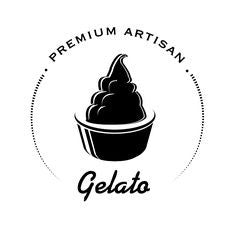 Premium Artisan Gelato Photo