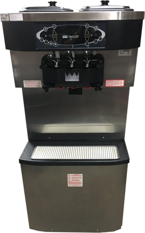 taylor c713 frozen yogurt machine