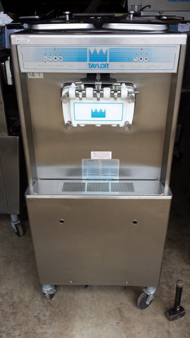 2000 Taylor 754 Serial K0078309 3Ph Water SOFT SERVE ICE CREAM FROZEN YOGURT MACHINE