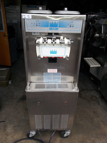 2000 Taylor 794 Serial K0078389 3PH Water SOFT SERVE ICE CREAM FROZEN YOGURT MACHINE