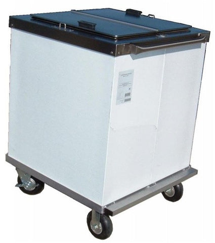 Nelson CLT4-NR Non Refrigerated Ice Cream Cart