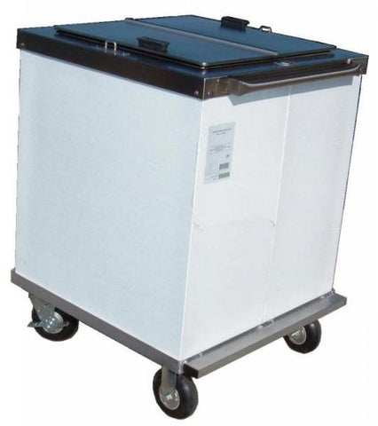 Nelson CLT4-W Electric Model Ice Cream Cart