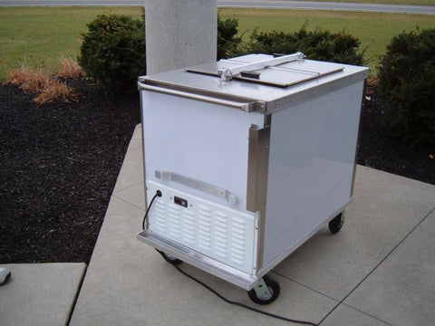 Nelson CLT6 Electric Model Ice Cream Cart