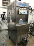 2013 TAYLOR 336 SERIAL M3071672 3PH AIR SOFT SERVE ICE CREAM FROZEN YOGURT MACHINE