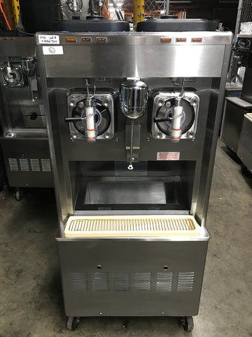 2002 TAYLOR 342 SERIAL K2062730 1PH AIR SLUSHIE MARGARITA DAIQUIRI MACHINE