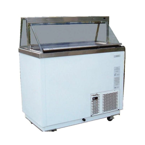 Nelson 8DIP Ice Cream, Gelato & Italian Ice Visual Dipping Cabinet