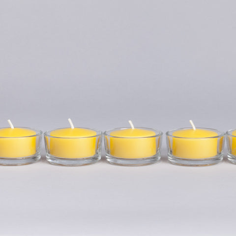 Beeswax Tea-Light Candles