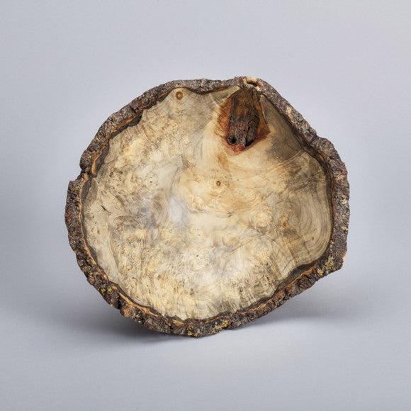 Manitoba Maple Burl Bowl