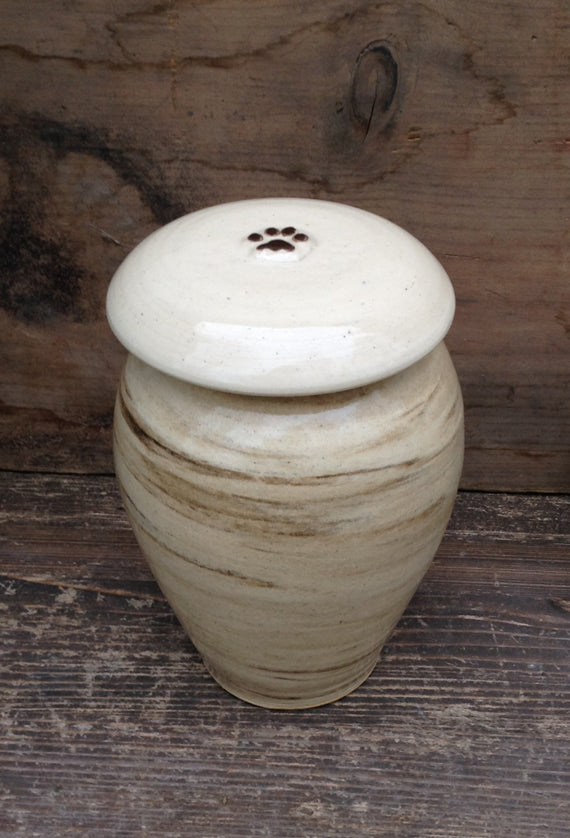 Urn for Large Dog Up to 80 lbs
