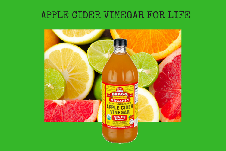 Apple Cider Vineger & Your Health